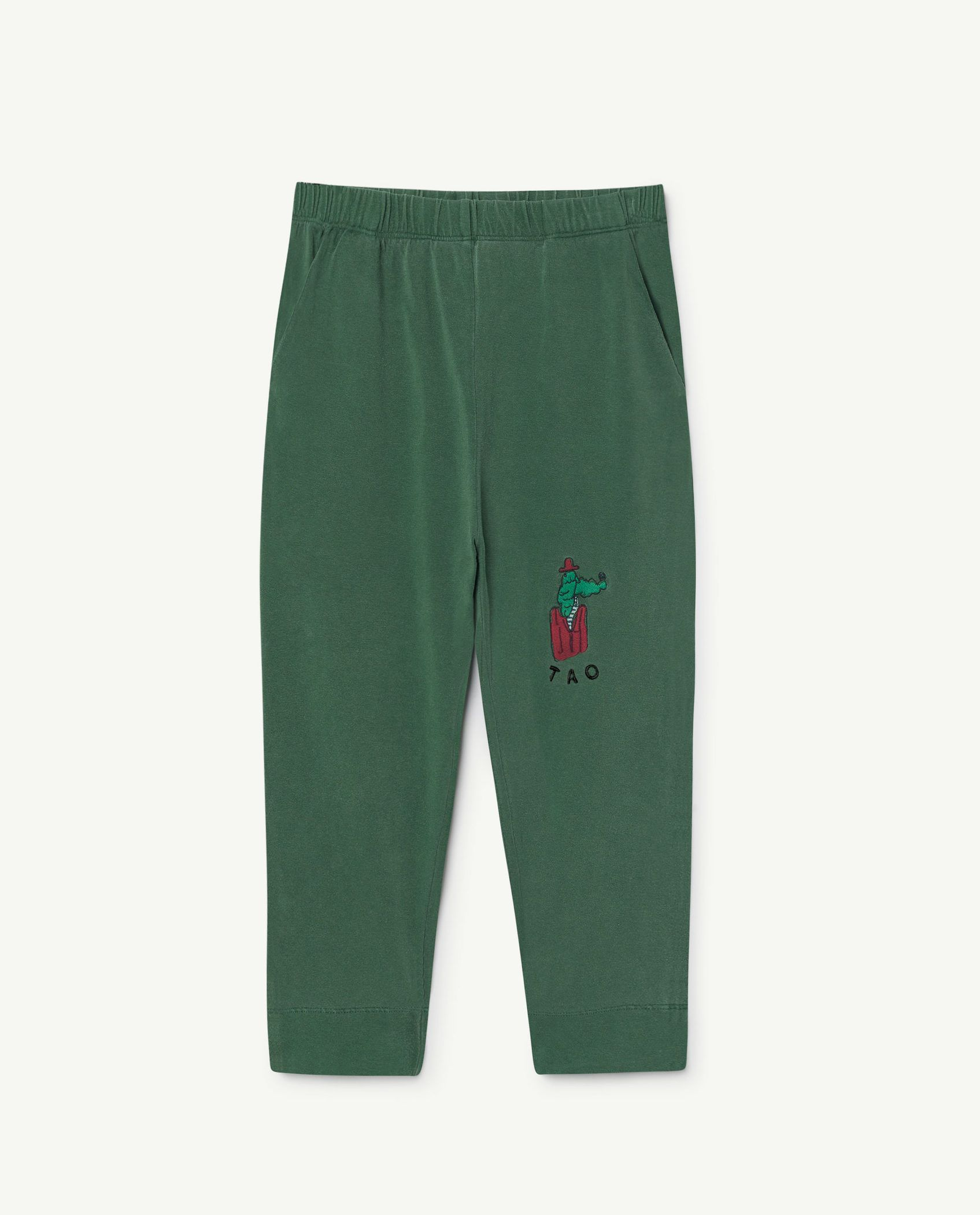 Green Rhino Pants img-1