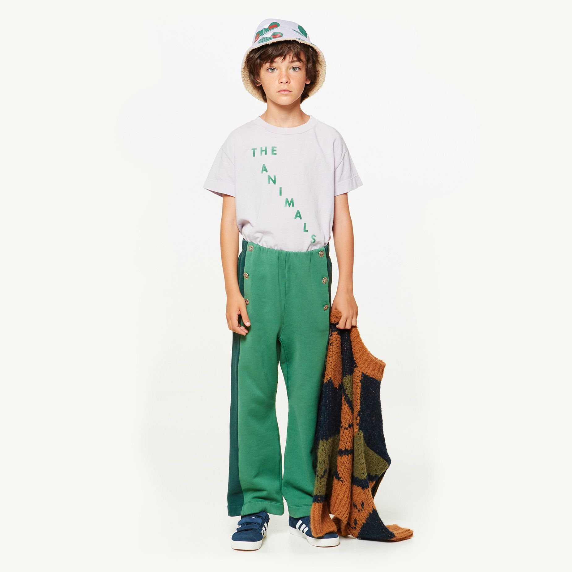 Green Magpie Pants img-4