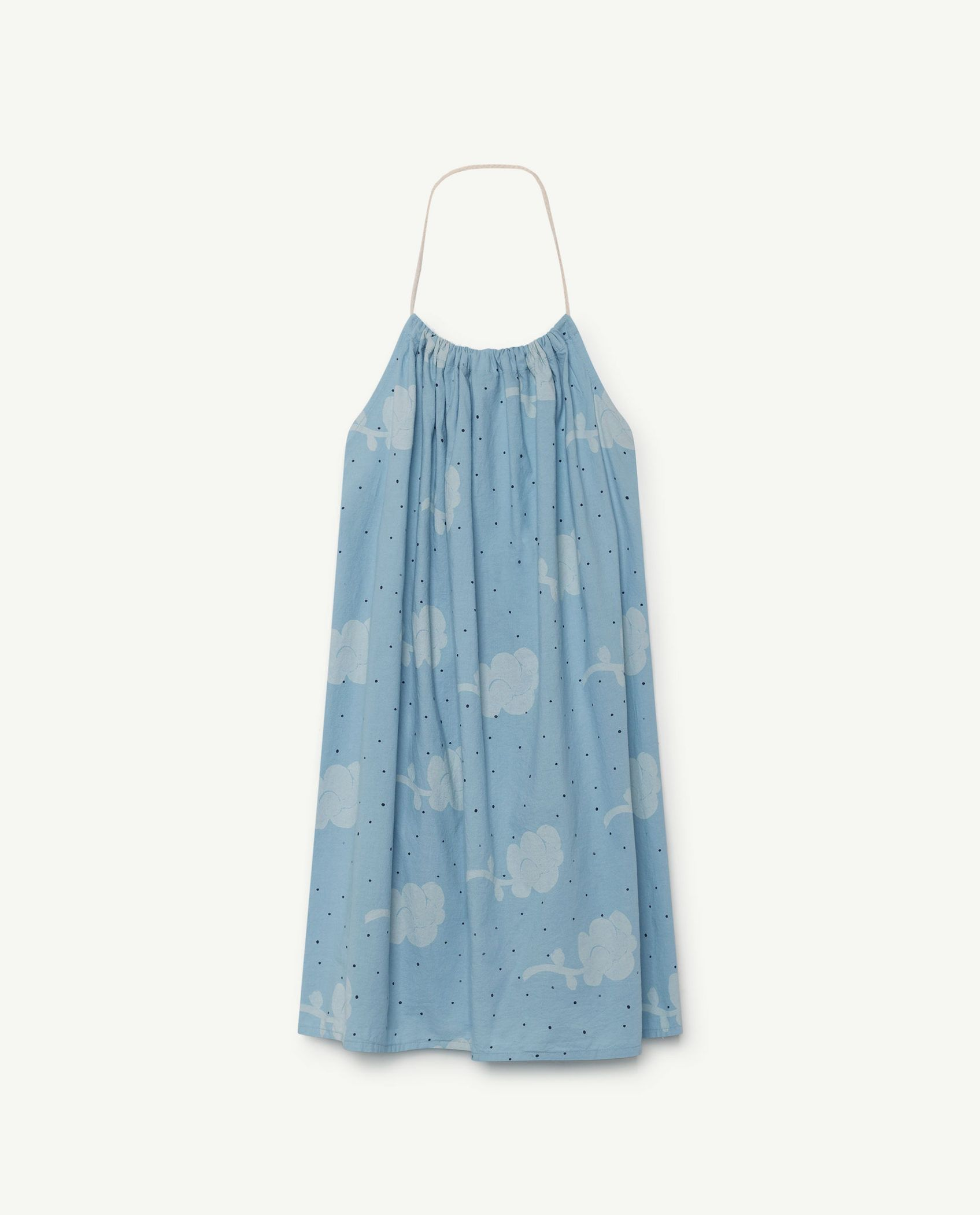 Blue Butterfly Dress img-1