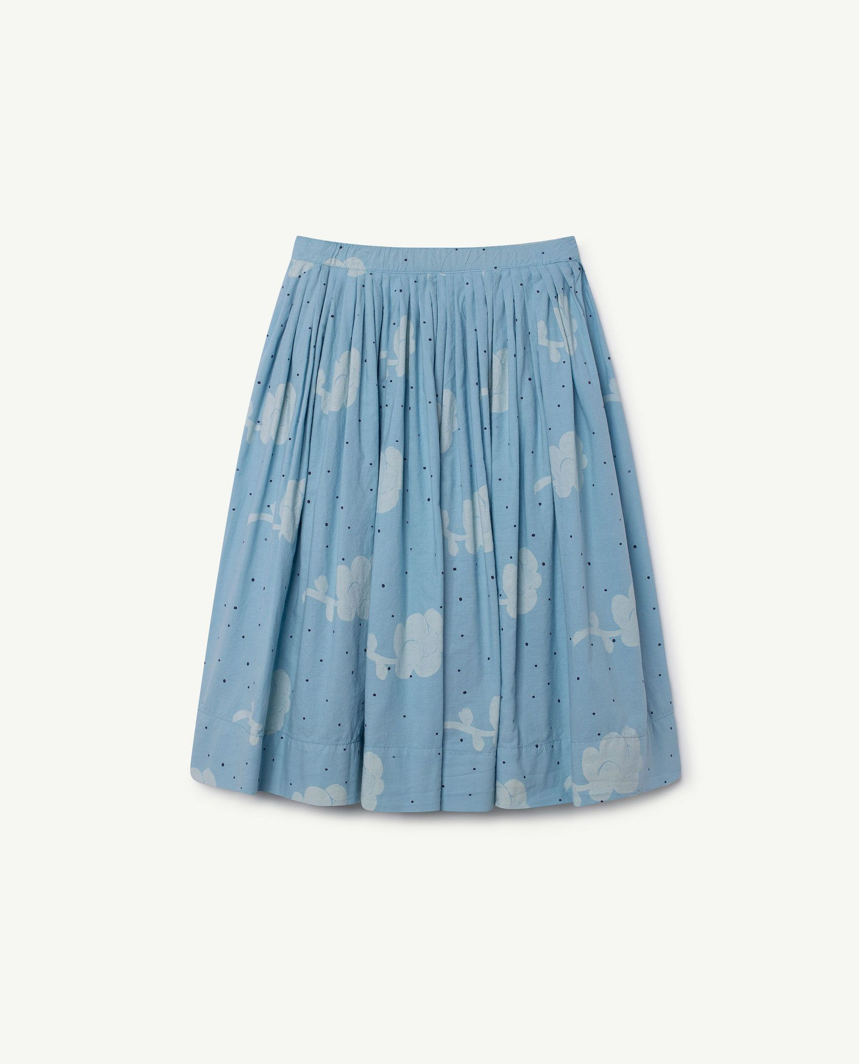 Blue Jellyfish Skirt img-1