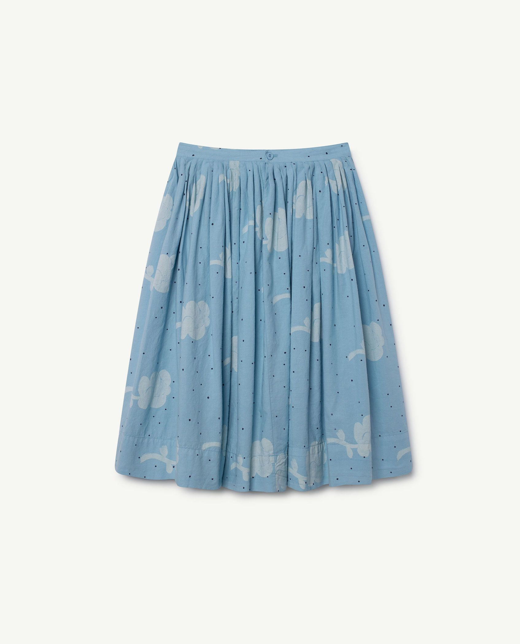 Blue Jellyfish Skirt img-2