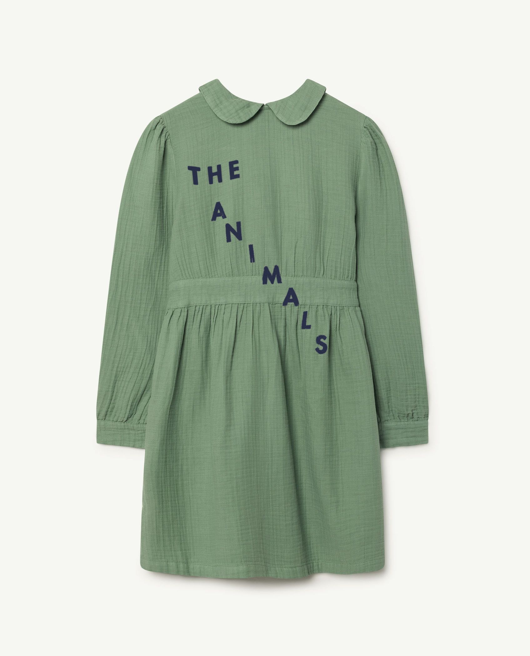 Green Canary Dress img-1