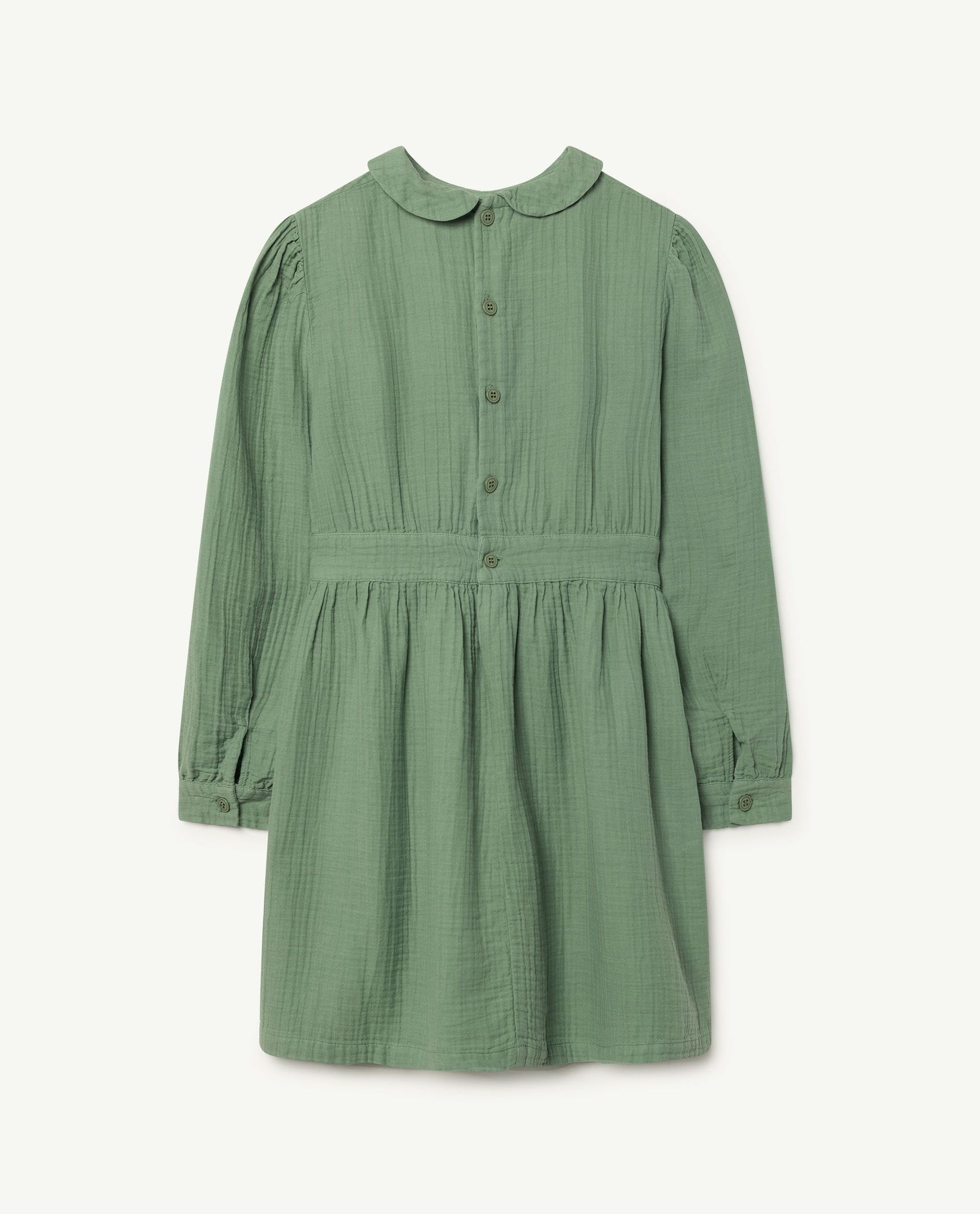 Green Canary Dress img-2