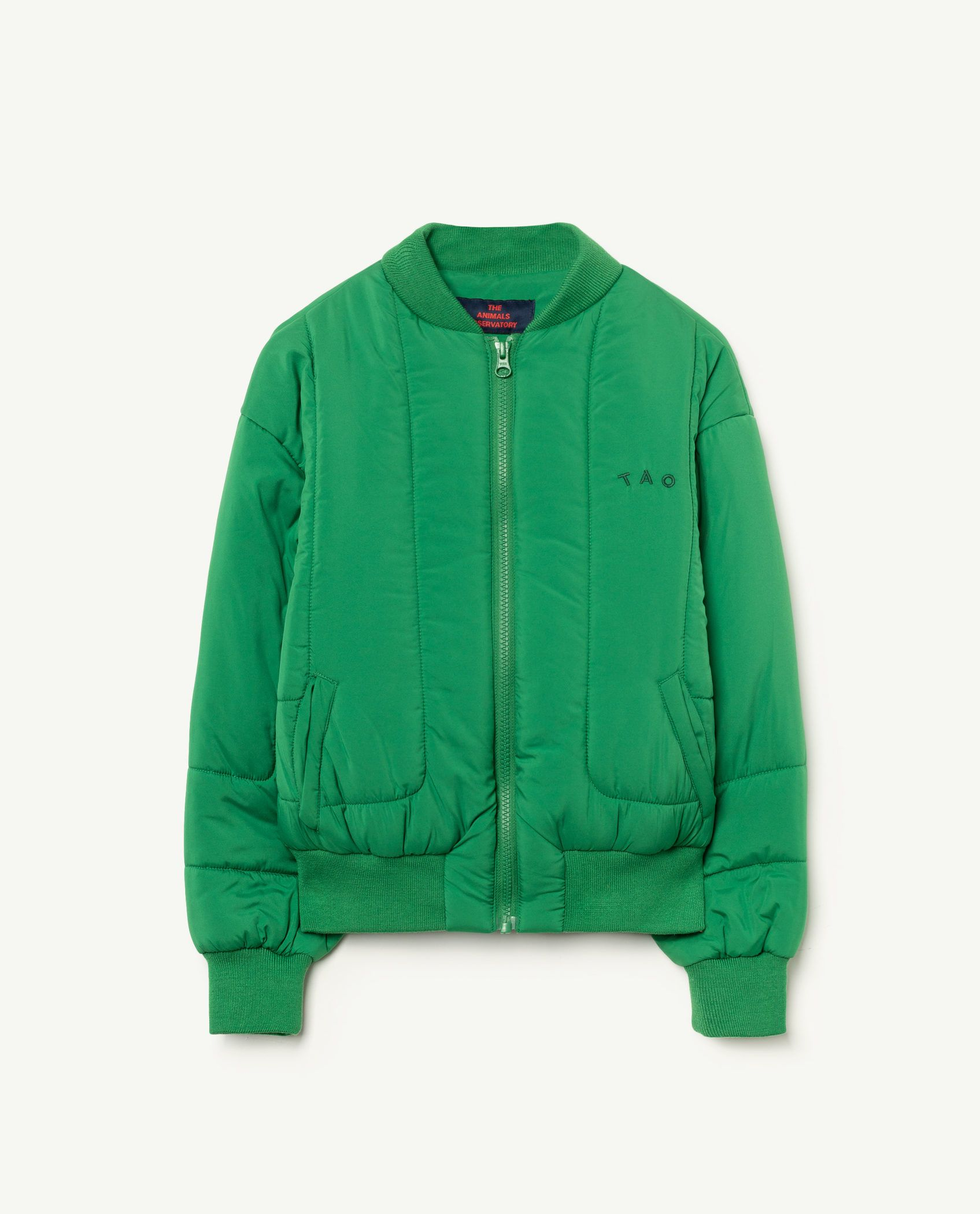 Green Lemur Jacket img-1