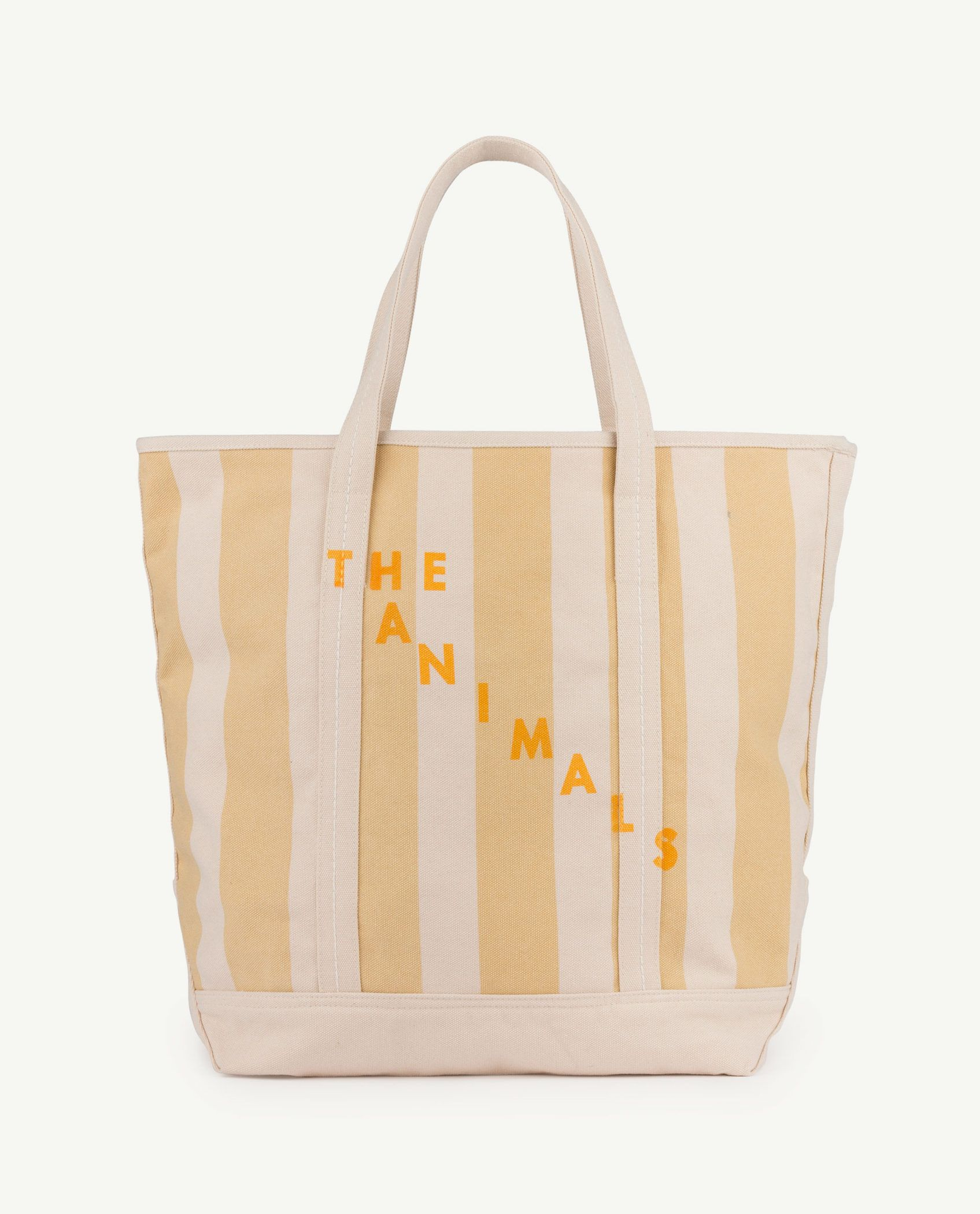 Yellow Tote Bag img-1