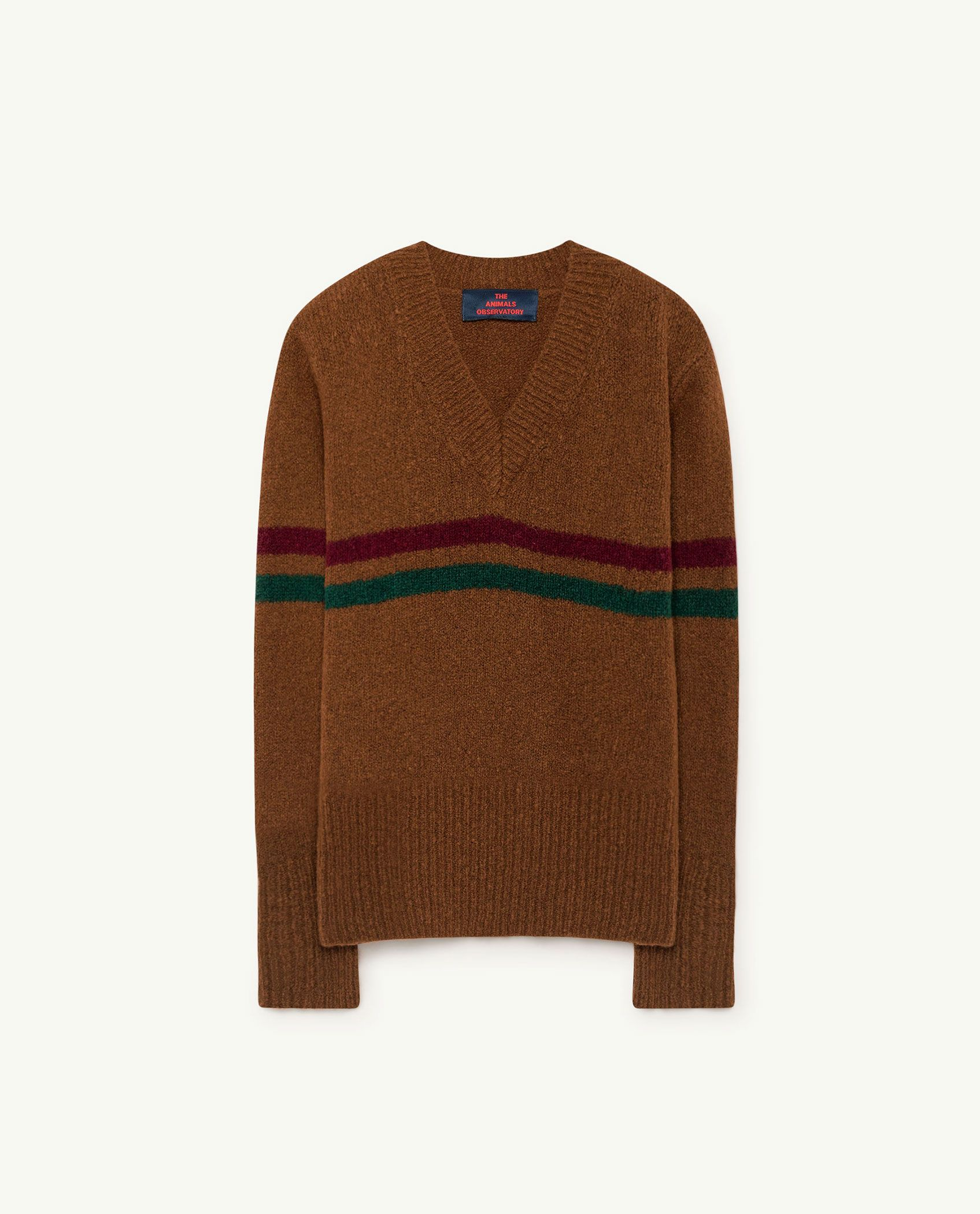Brown Toucan Sweater img-1