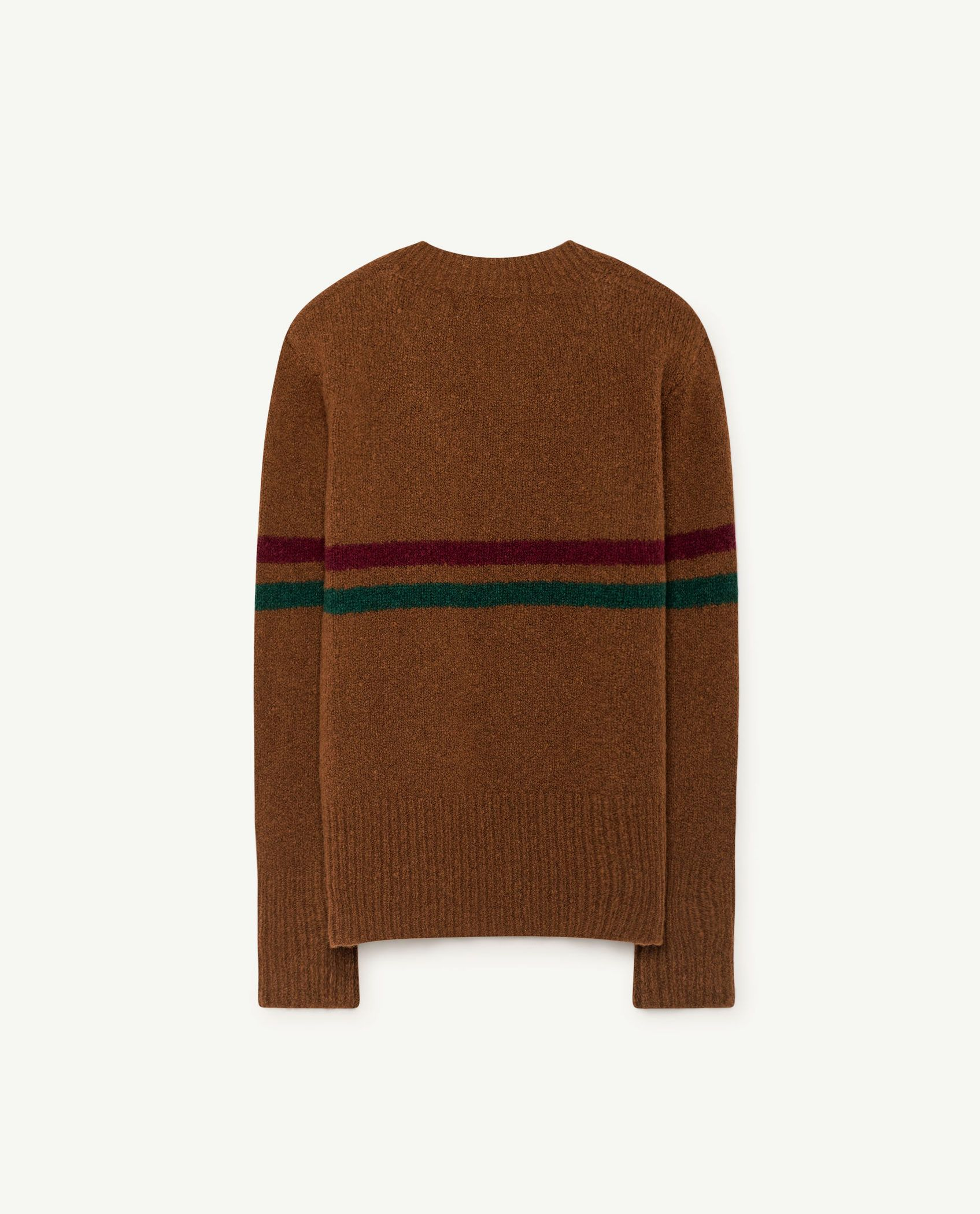 Brown Toucan Sweater img-2