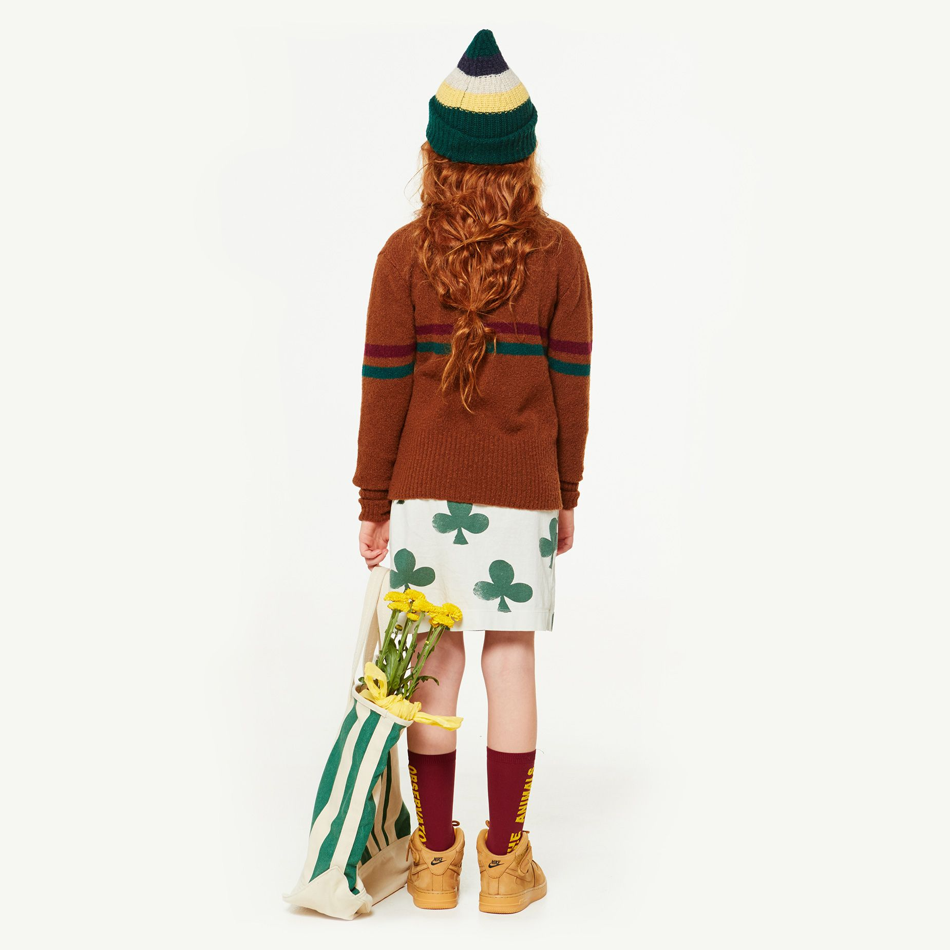 Brown Toucan Sweater img-6