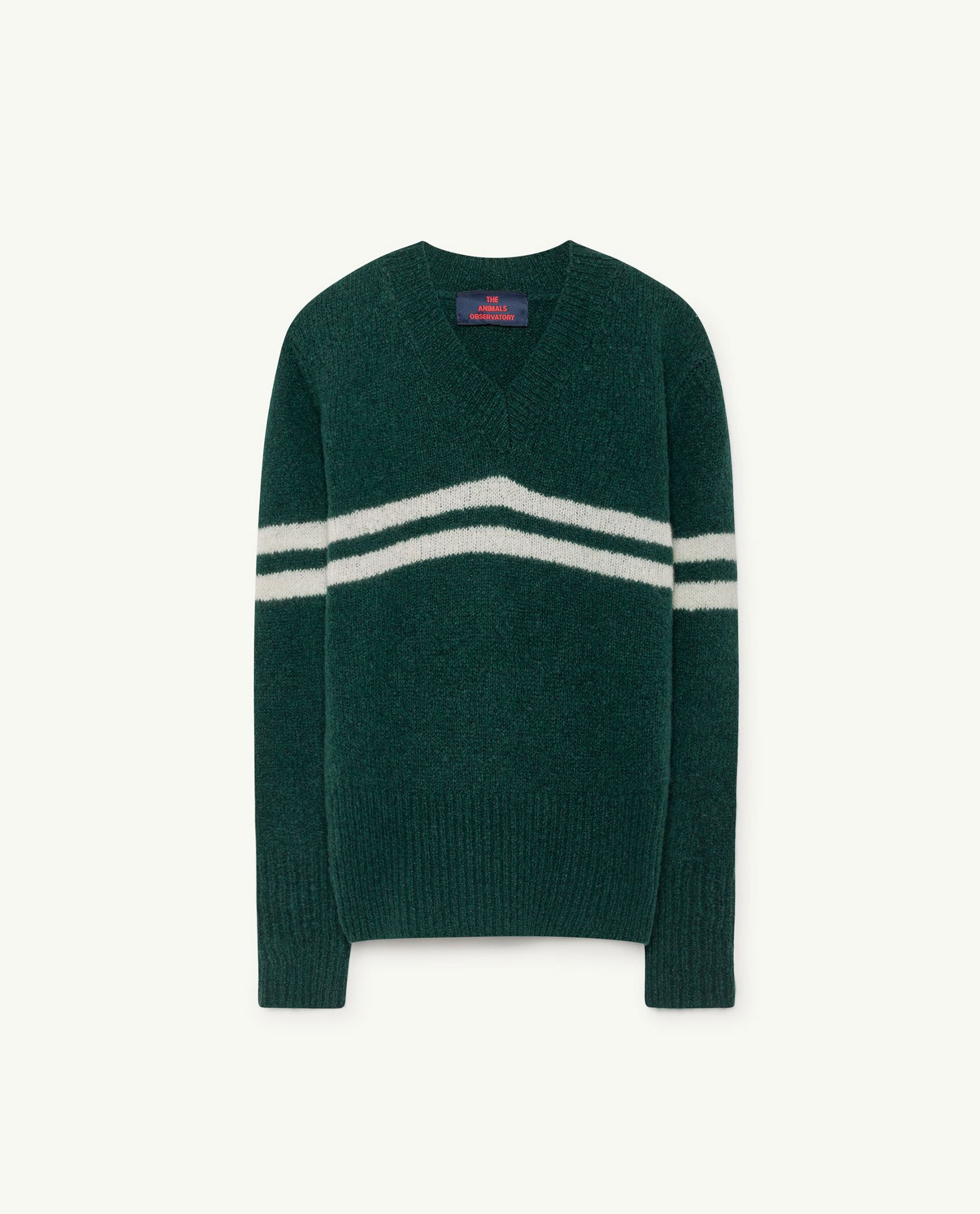 Green Toucan Sweater img-1