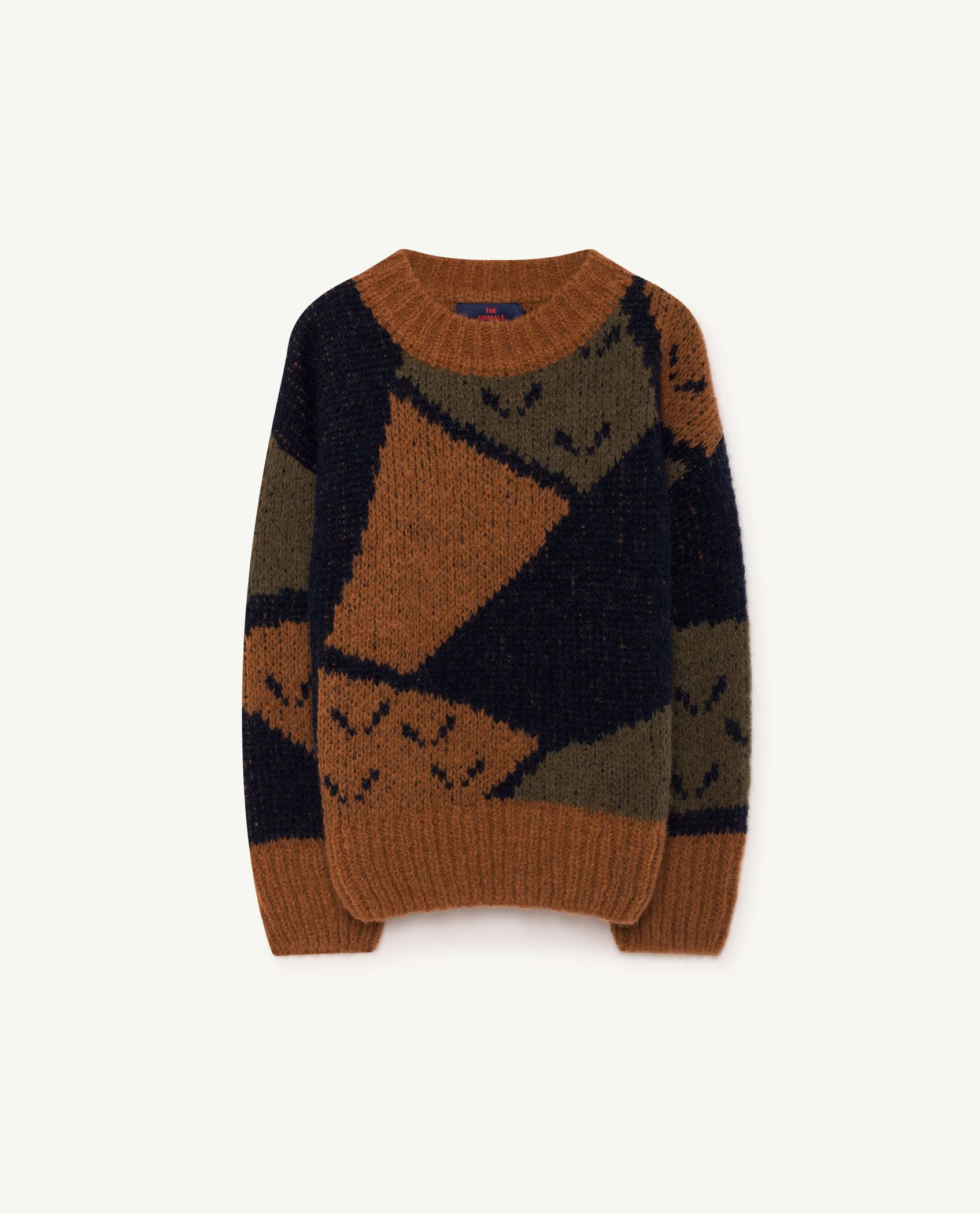Orchard Arty Bull Sweater img-1