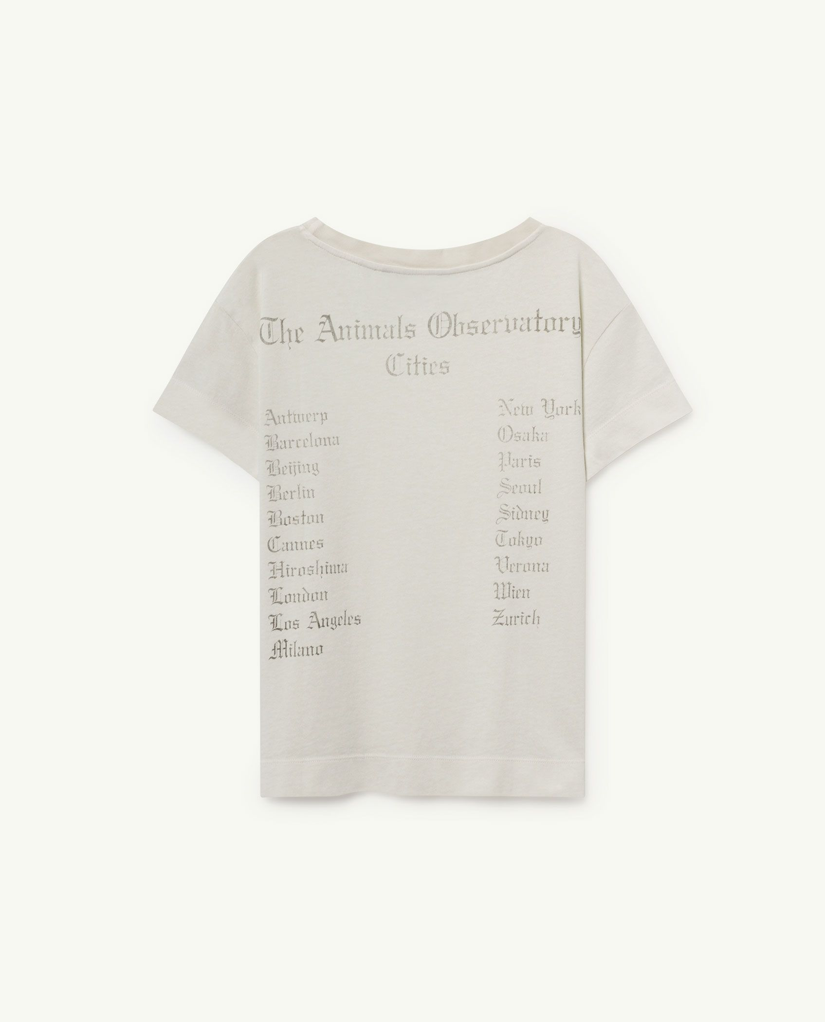 White Rooster T-Shirt img-2