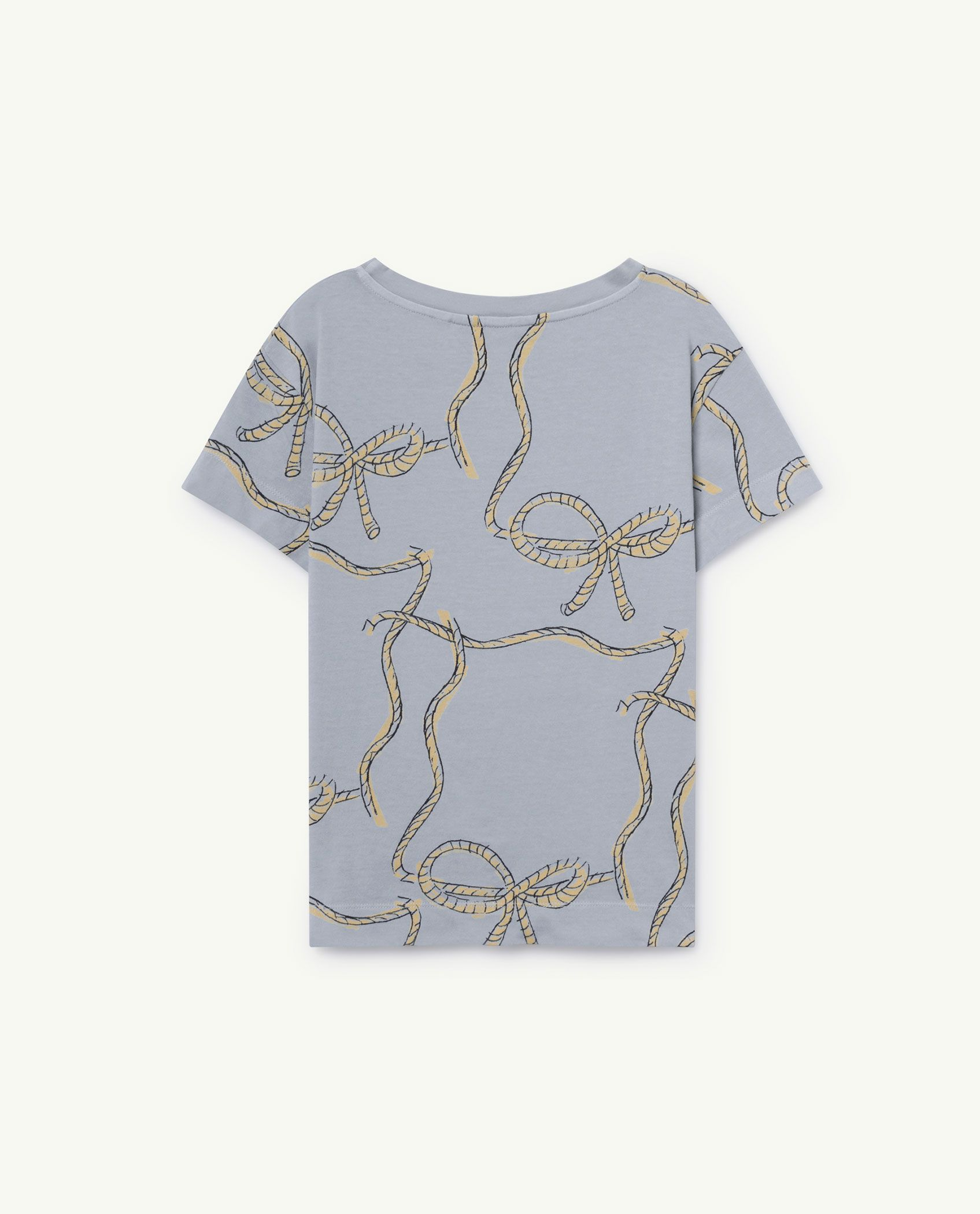 Blue Ropes Rooster T-Shirt img-2