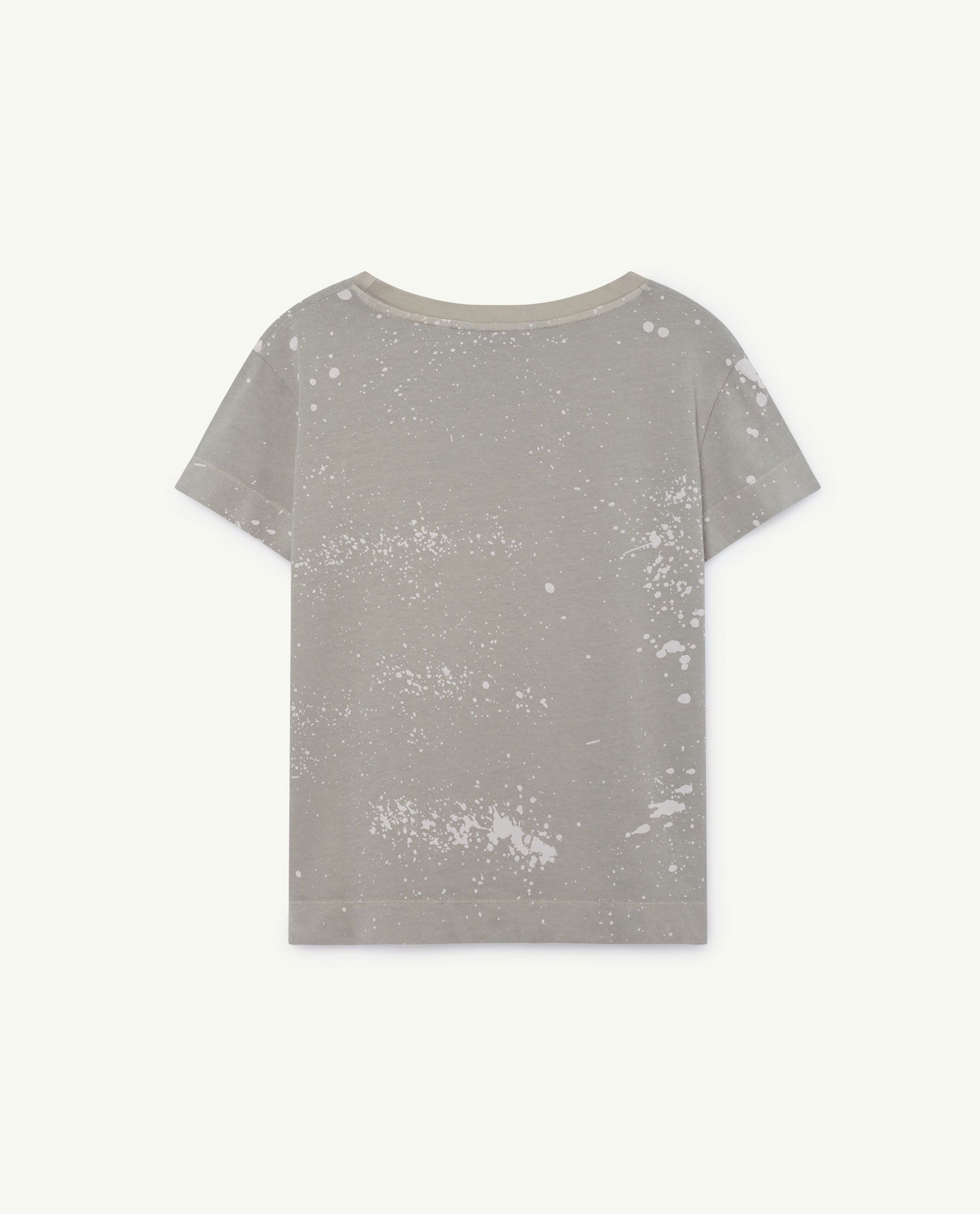 Splashes Rooster T-Shirt img-2