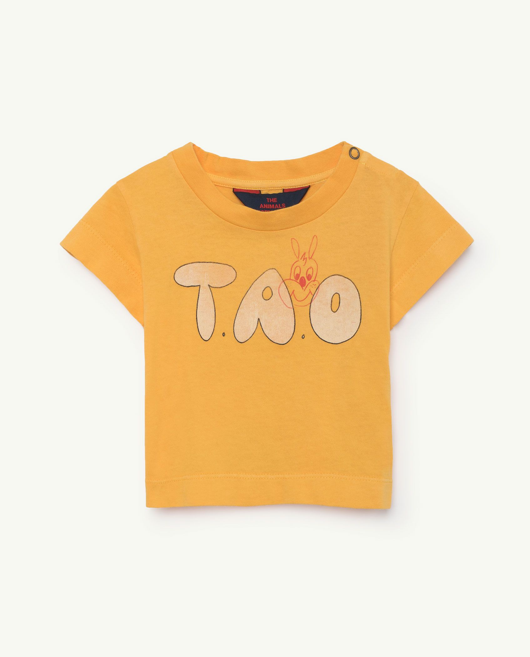 Yellow Rooster T-Shirt img-1