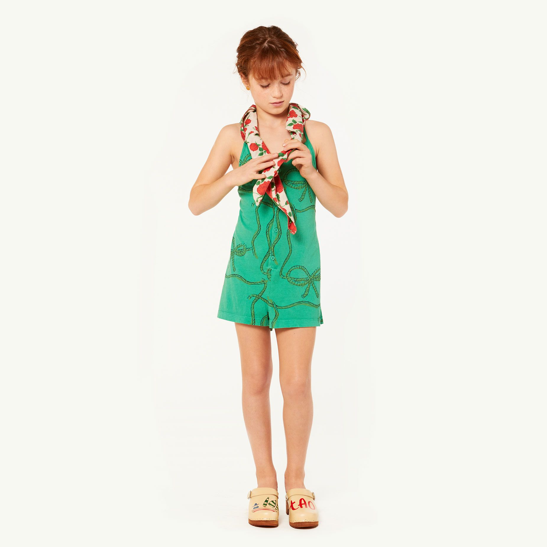 Green Guecko Jumpsuit img-4