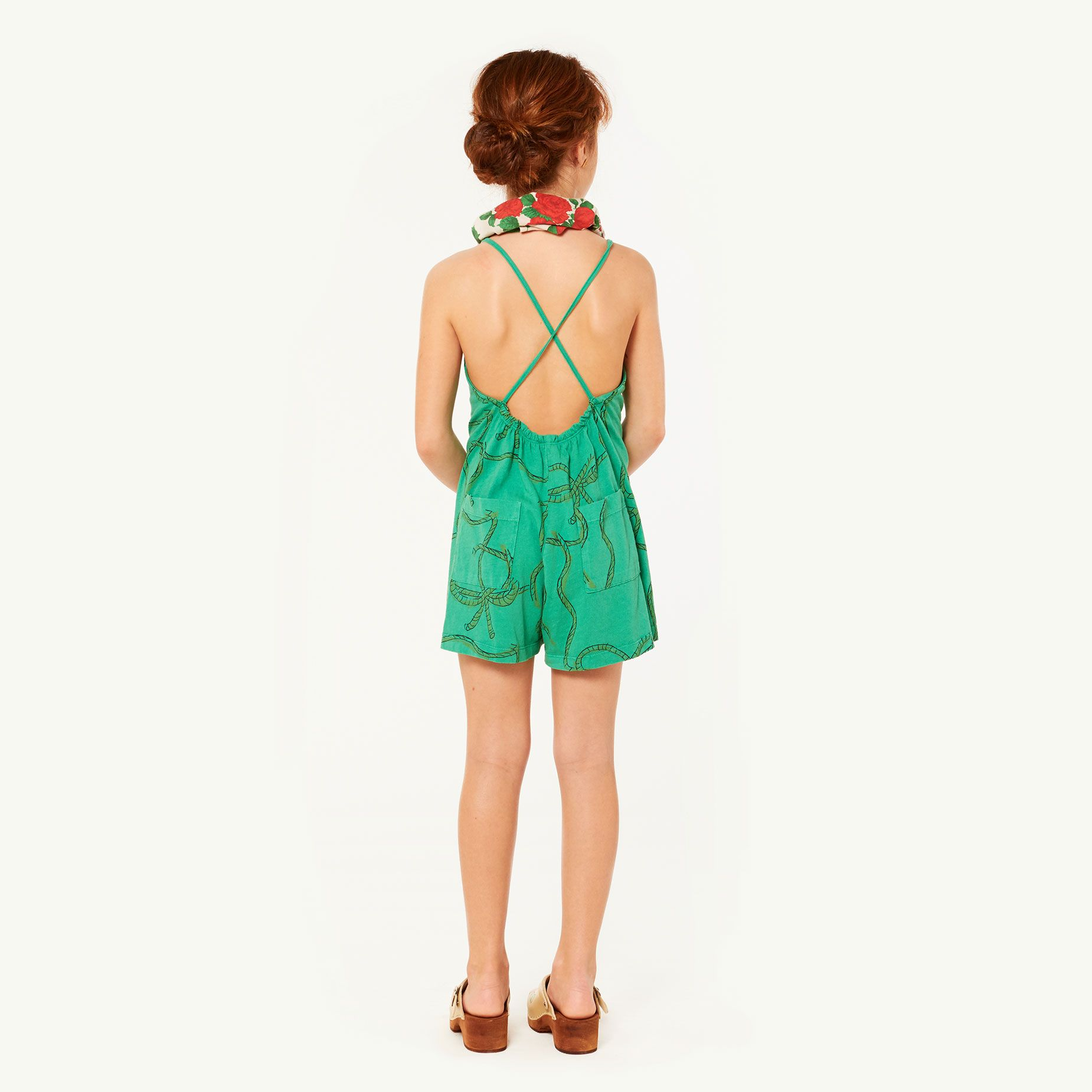 Green Guecko Jumpsuit img-6