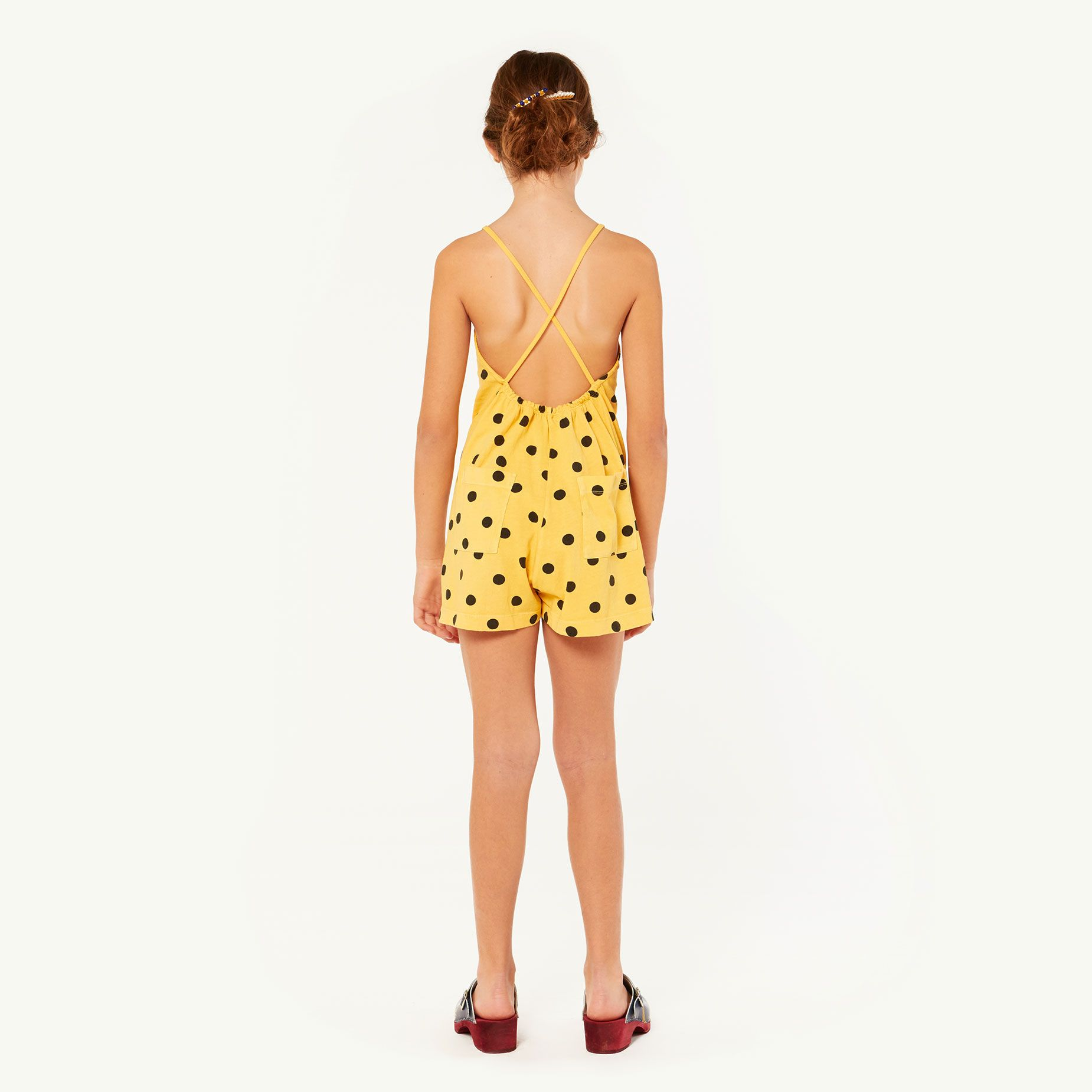 Yellow Guecko Jumpsuit img-6