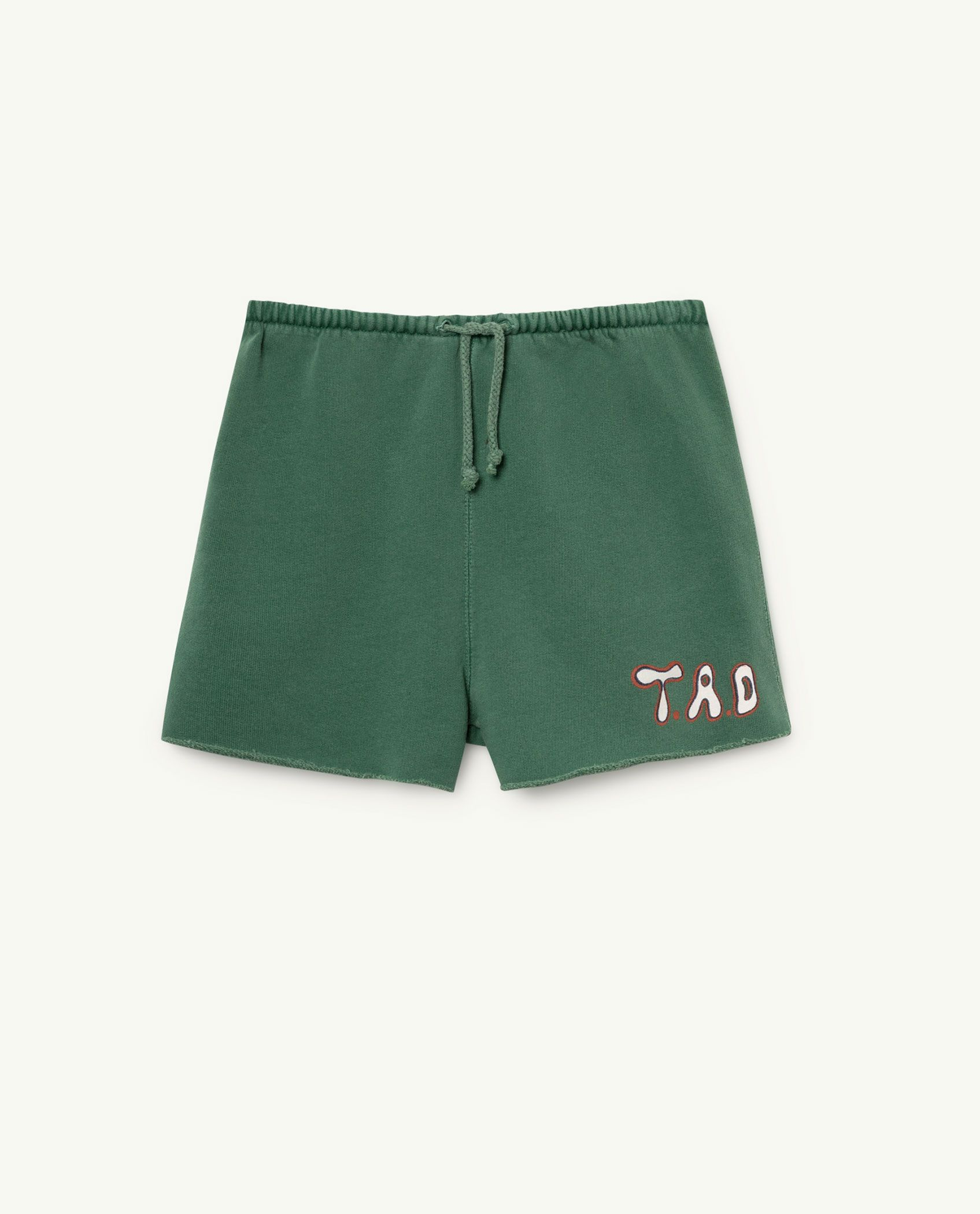 Green Hedgehog Shorts img-1