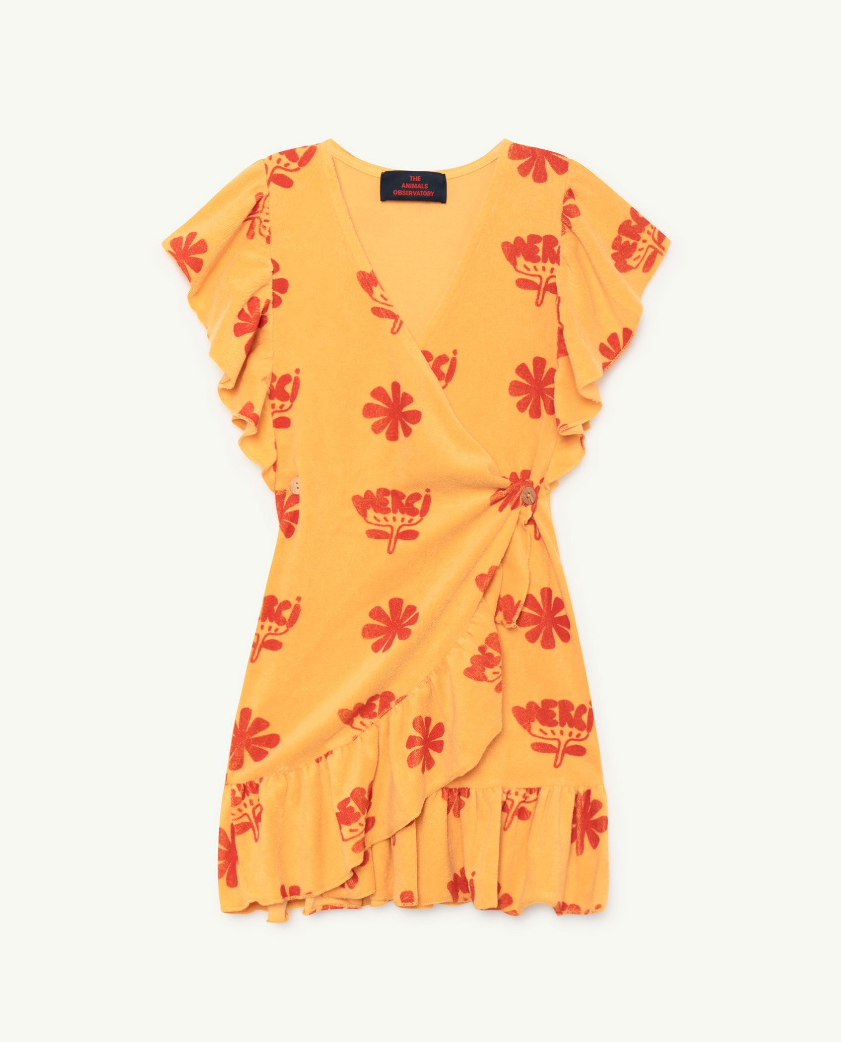 Yellow Whale Dress img-1