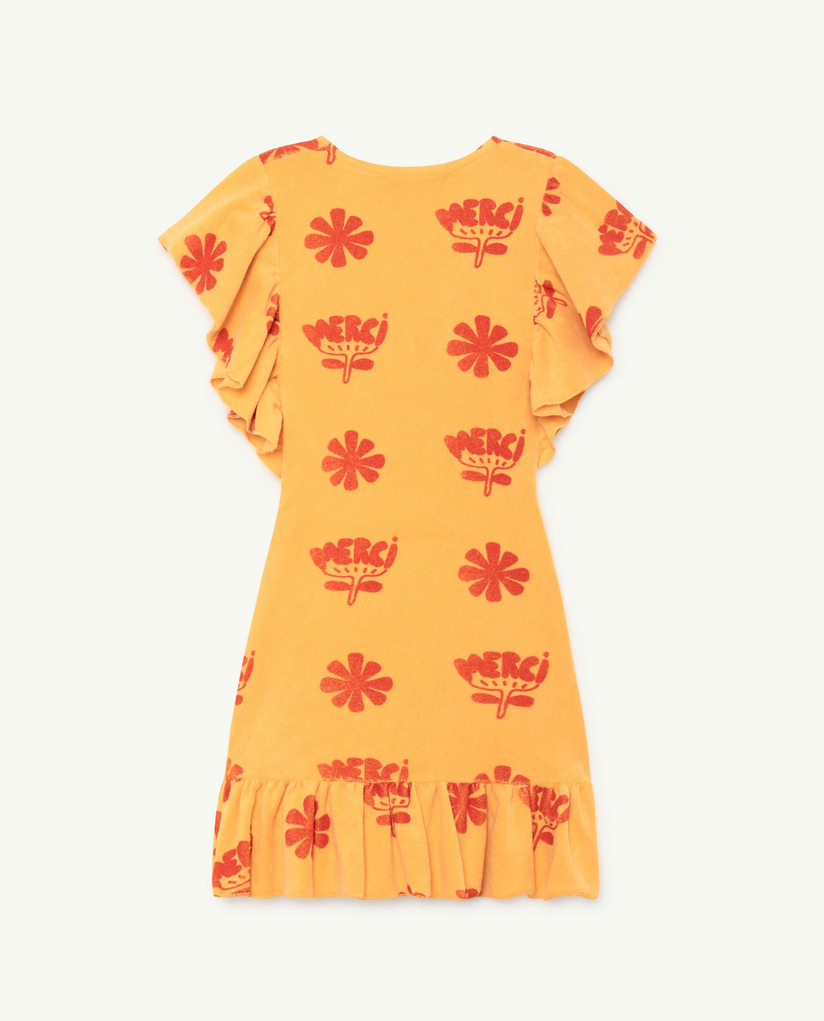 Yellow Whale Dress img-2