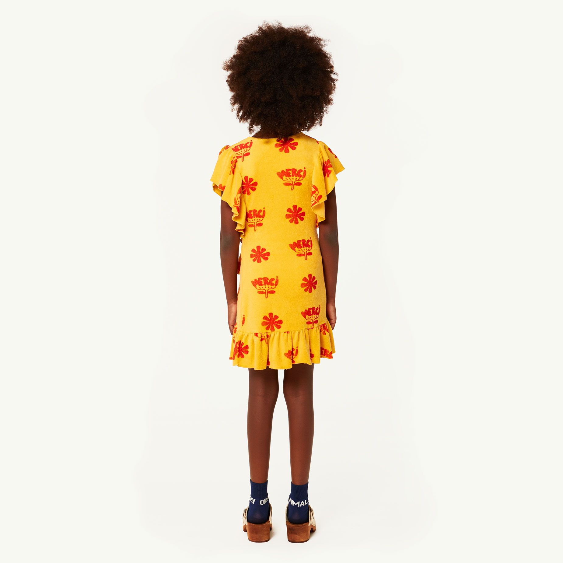 Yellow Whale Dress img-6