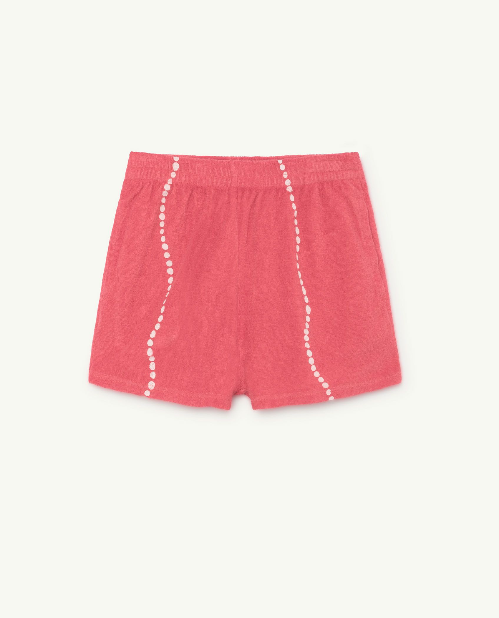 Red Poodle Shorts img-1