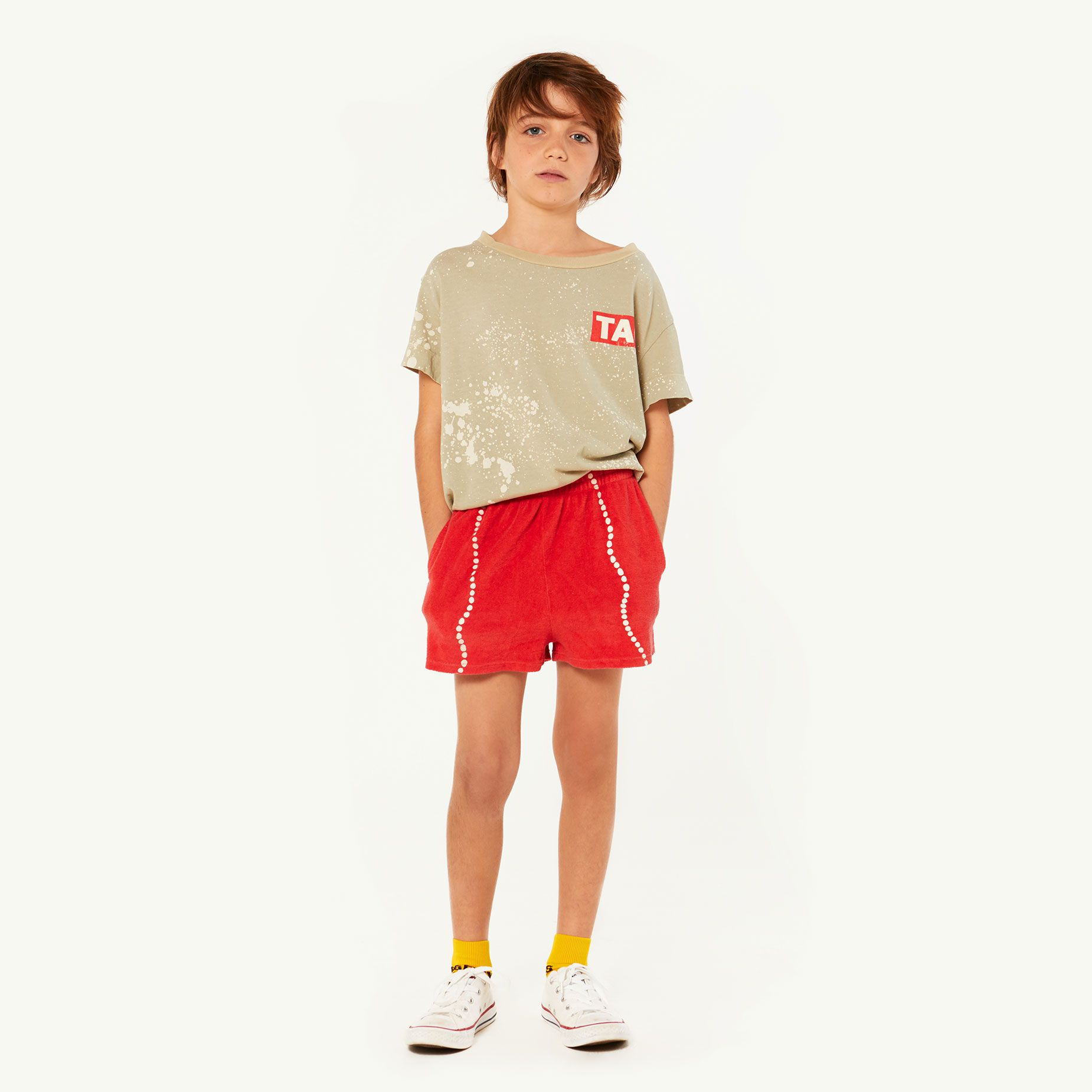 Red Poodle Shorts img-4