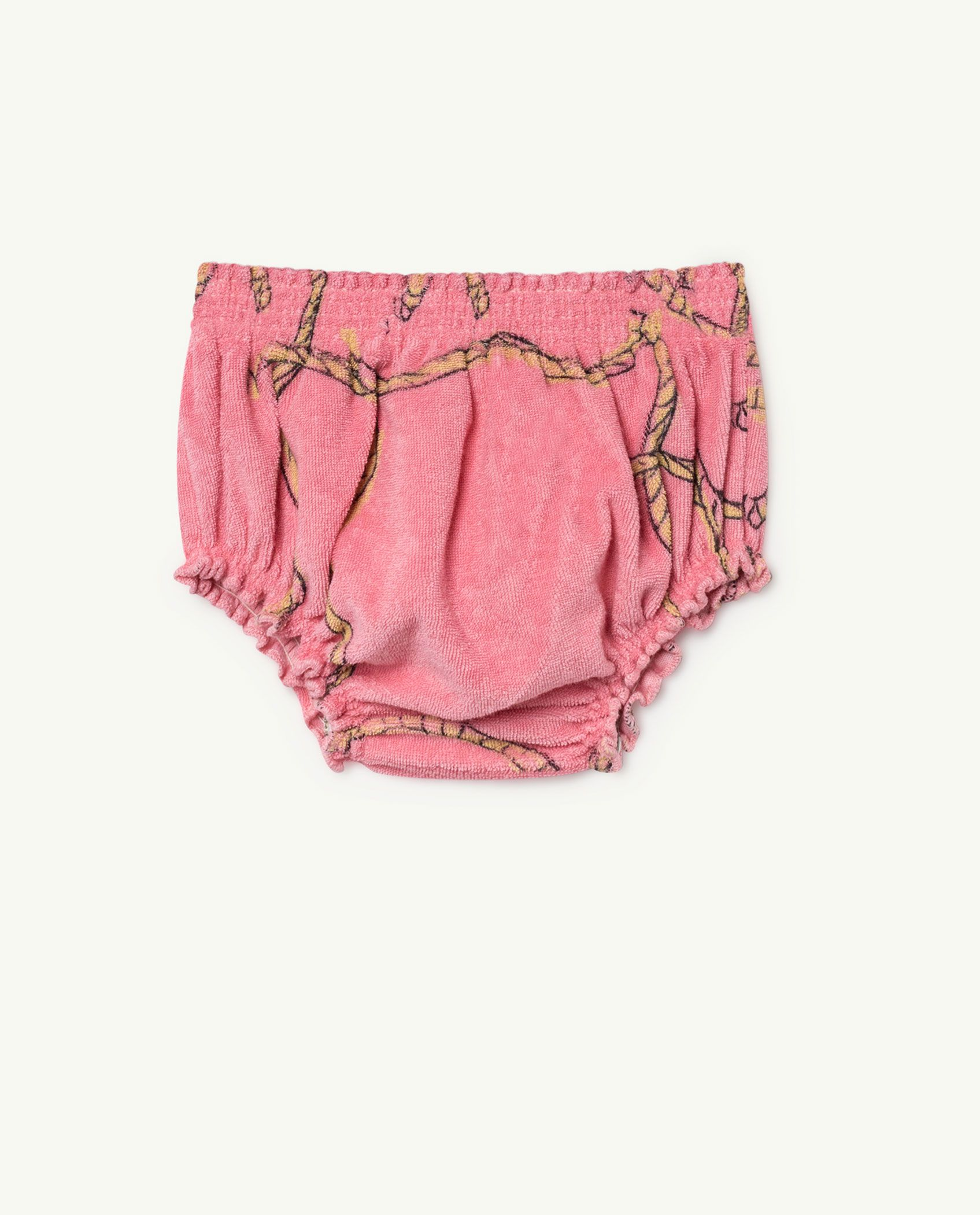 Pink Toad Culotte img-2