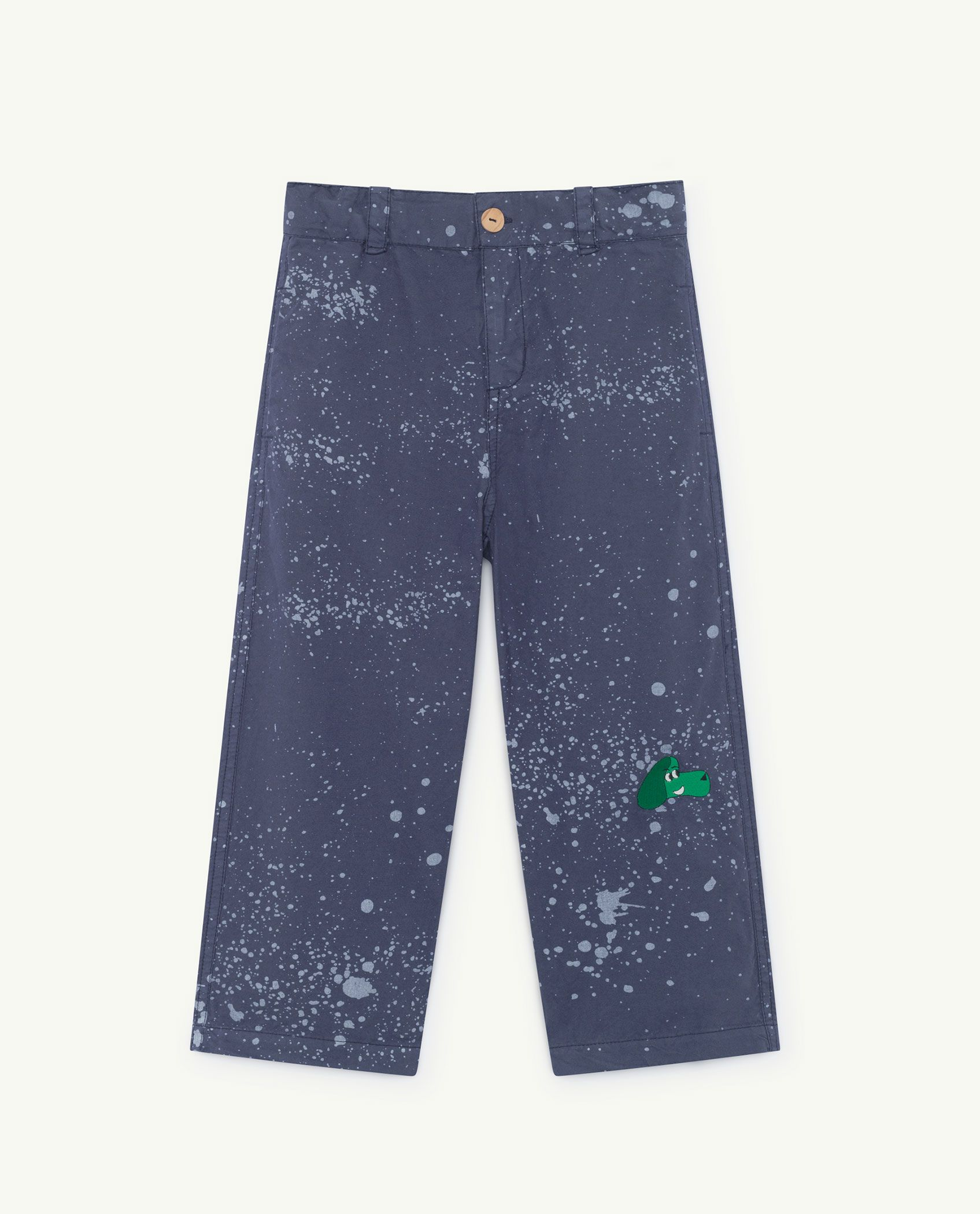 Dark Blue Colt Pants img-1