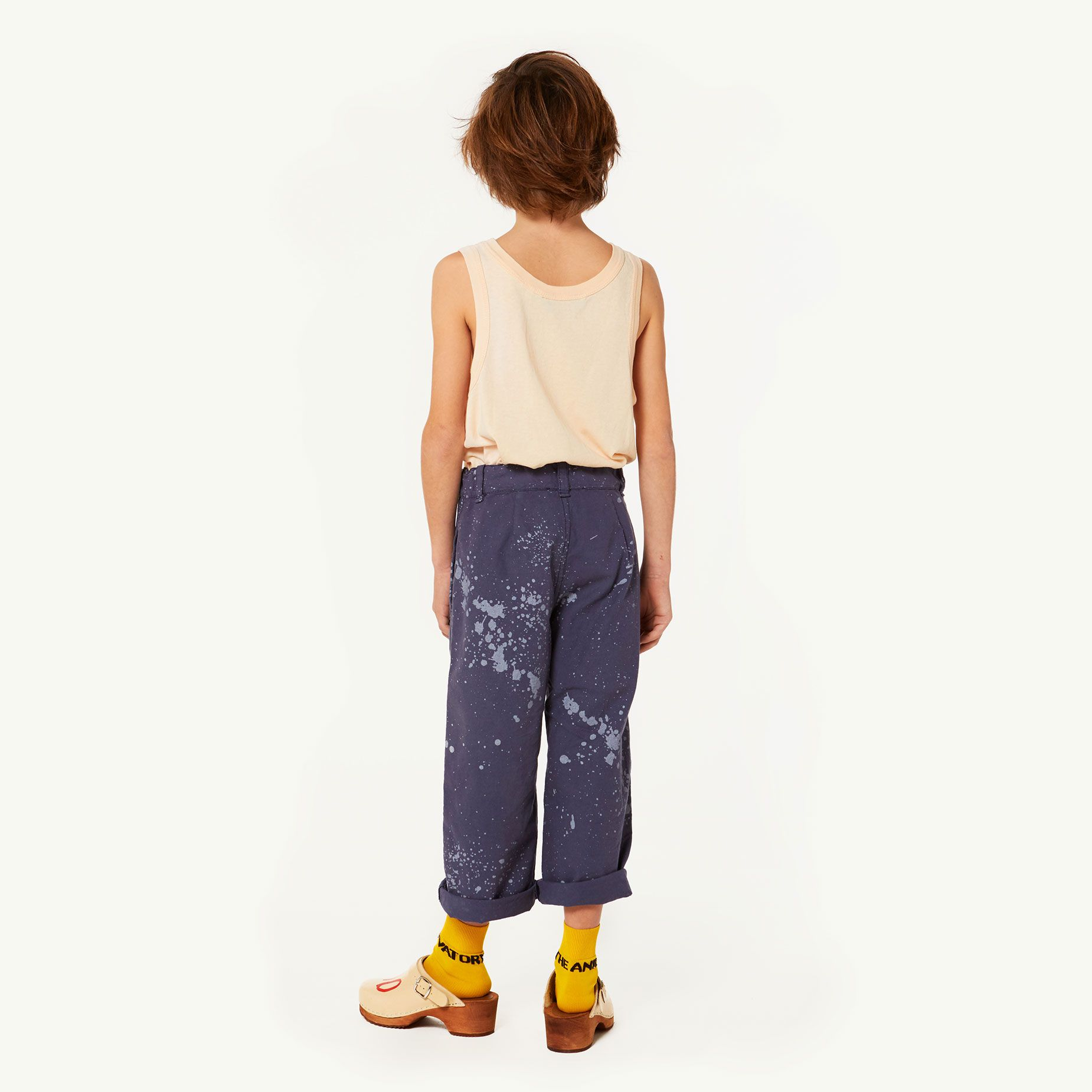 Dark Blue Colt Pants img-6