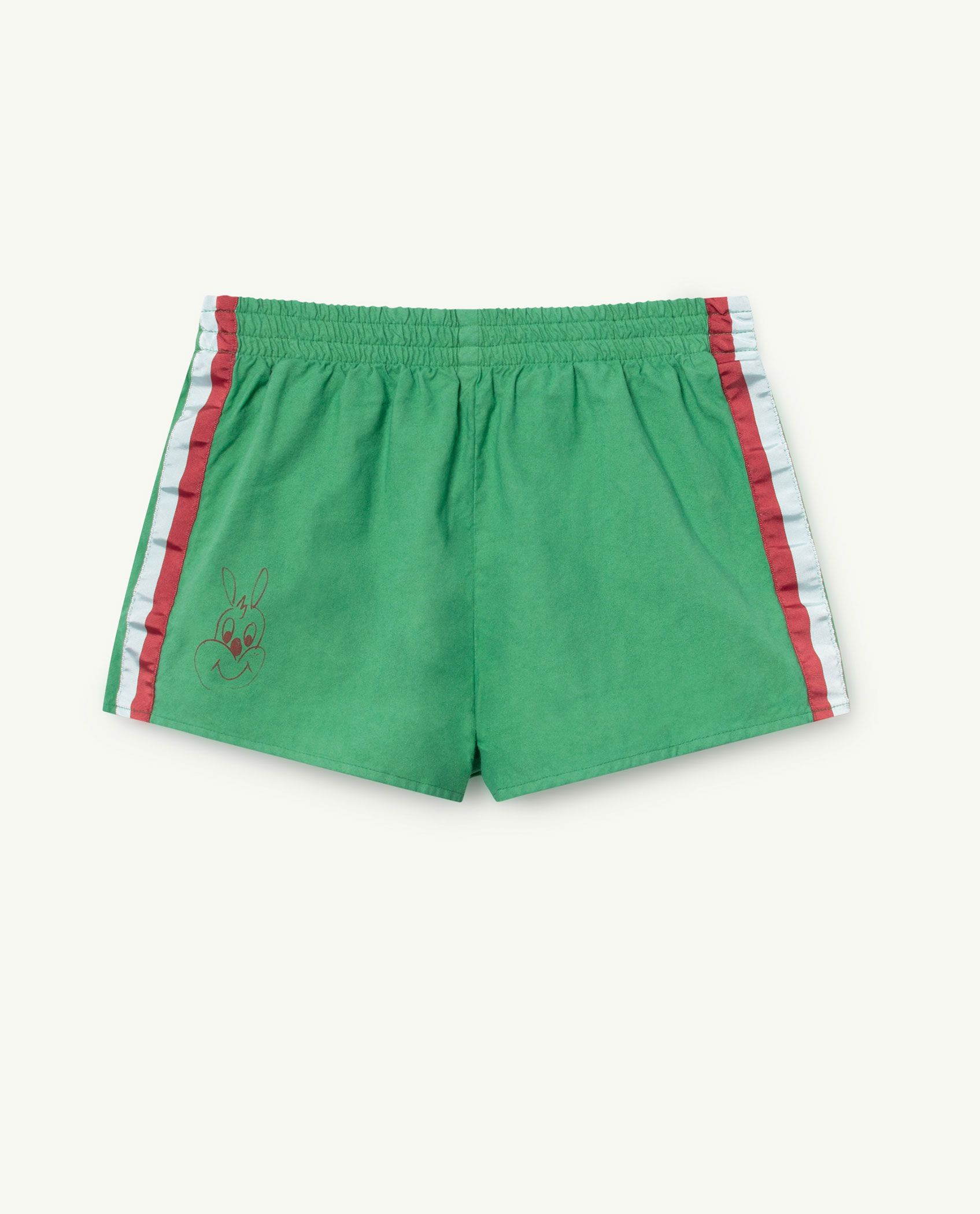 Green Spider Shorts img-1