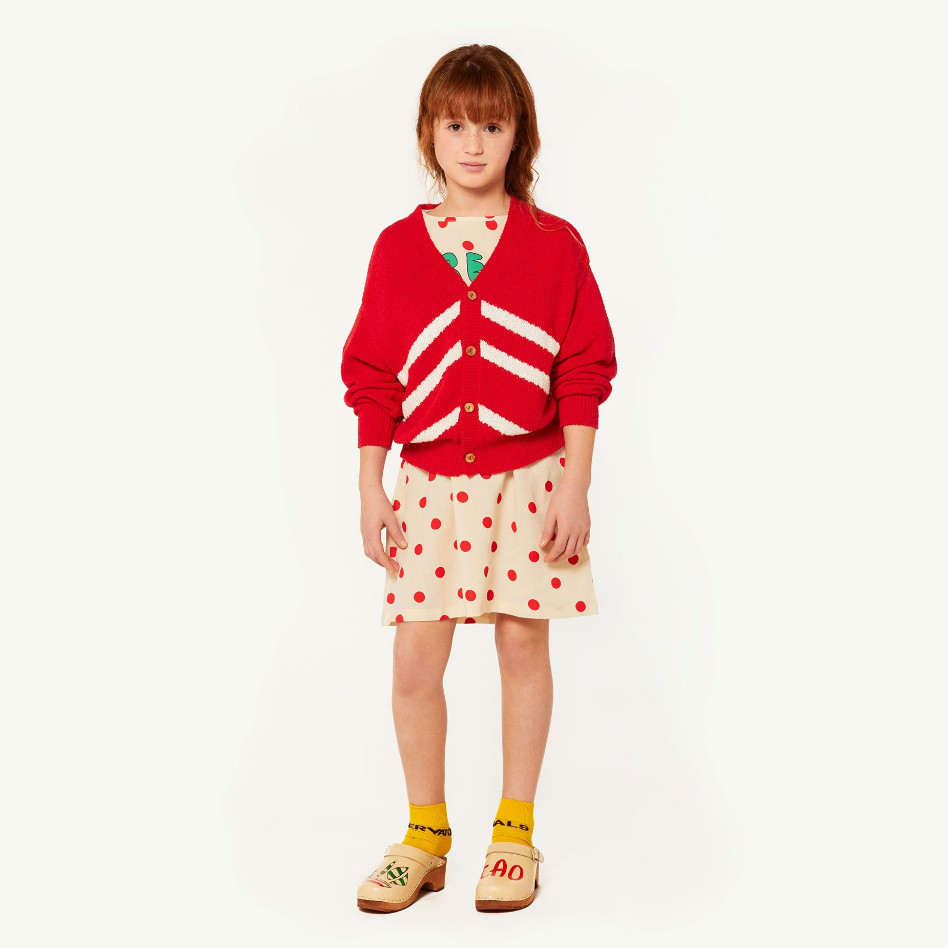 Red Racoon Cardigan img-4