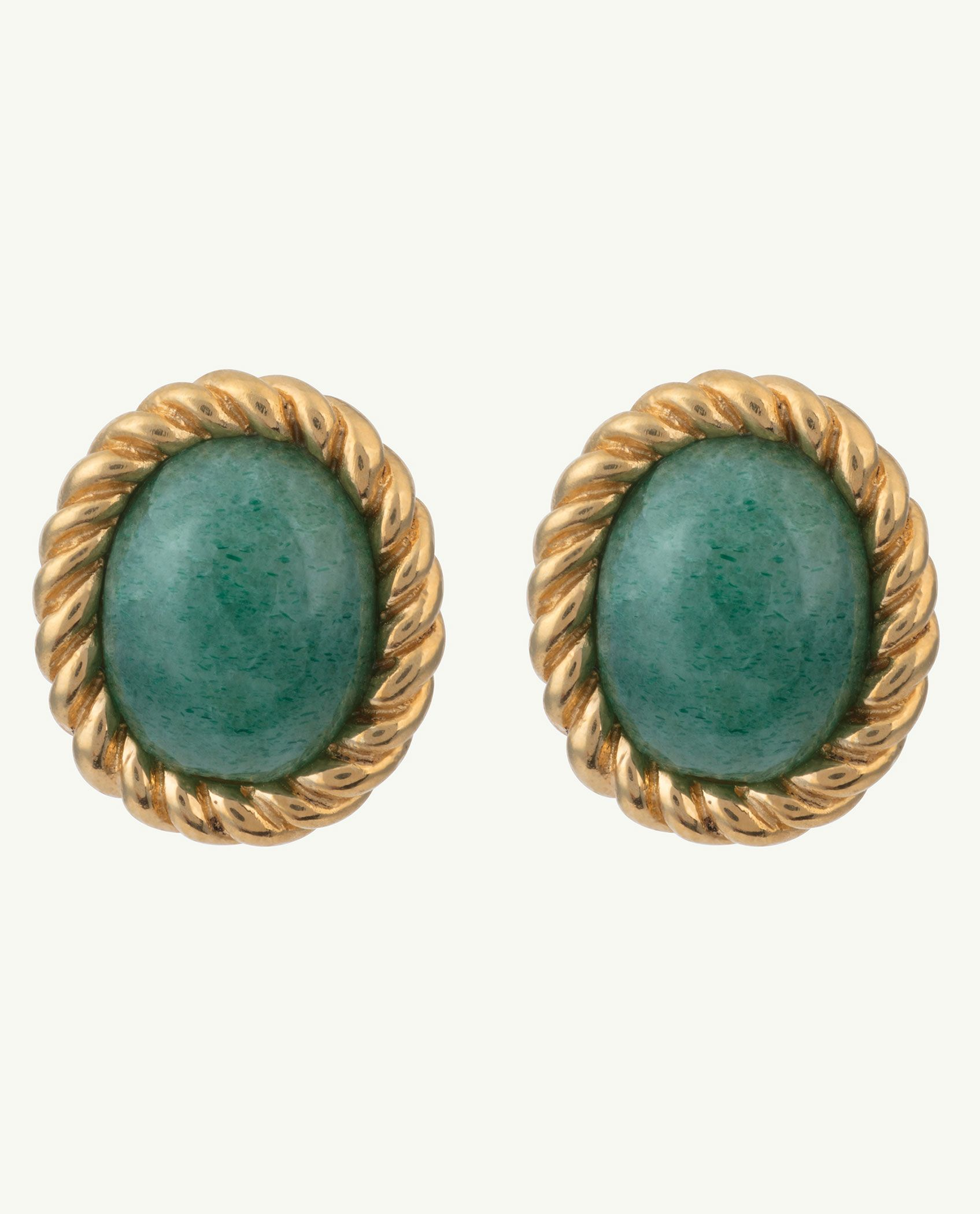 Green Earrings img-1