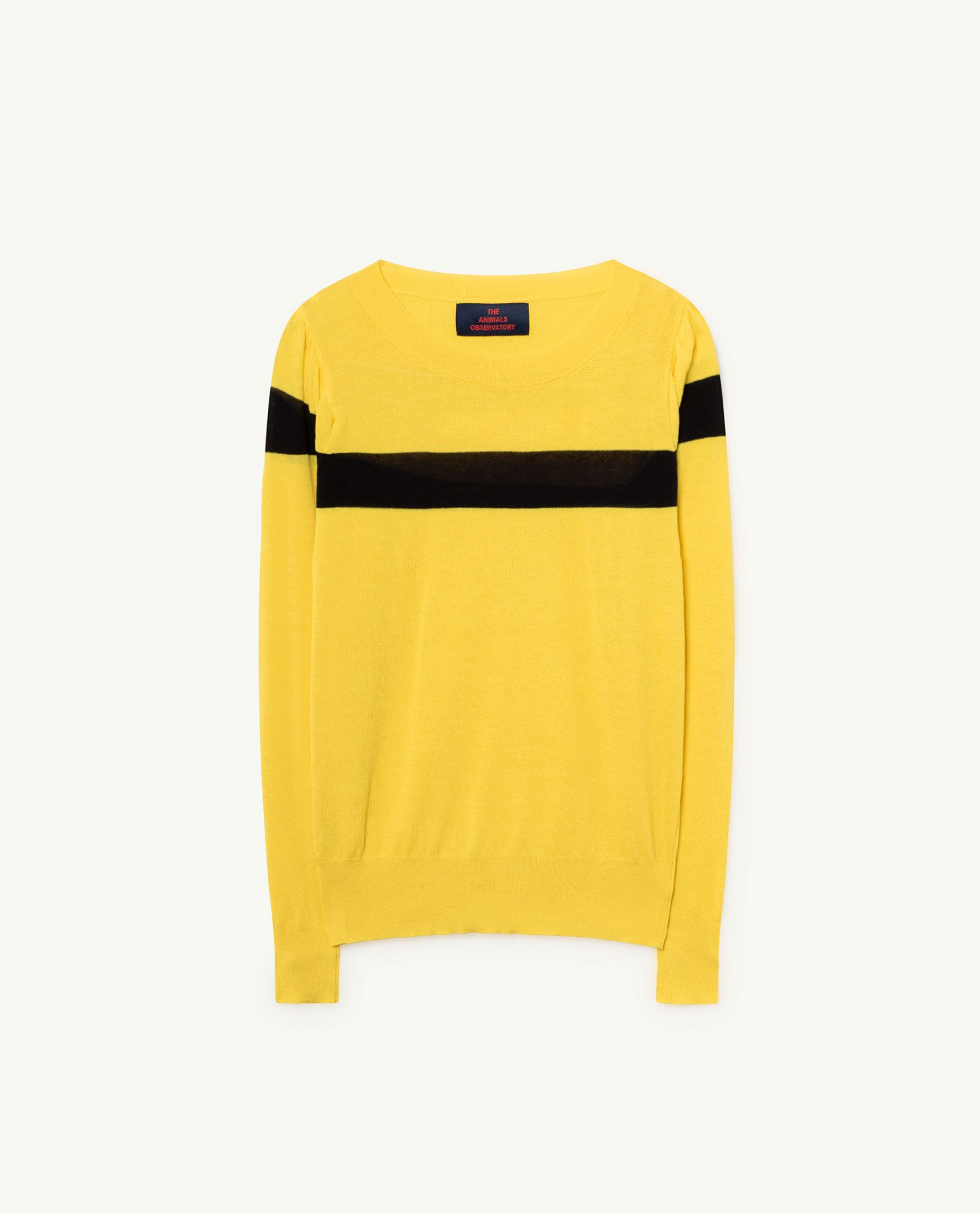 Yellow Condor Sweater img-1