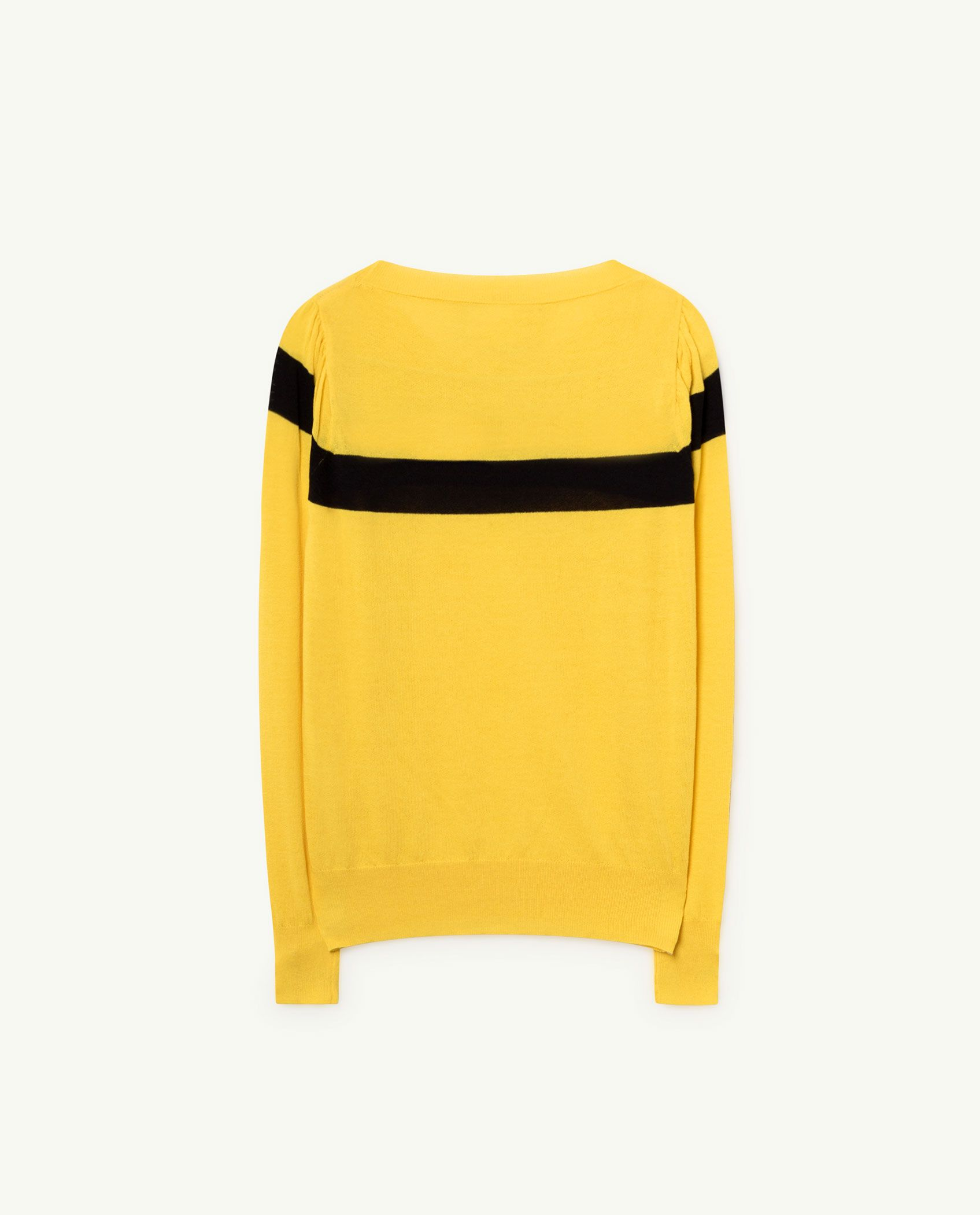 Yellow Condor Sweater img-2