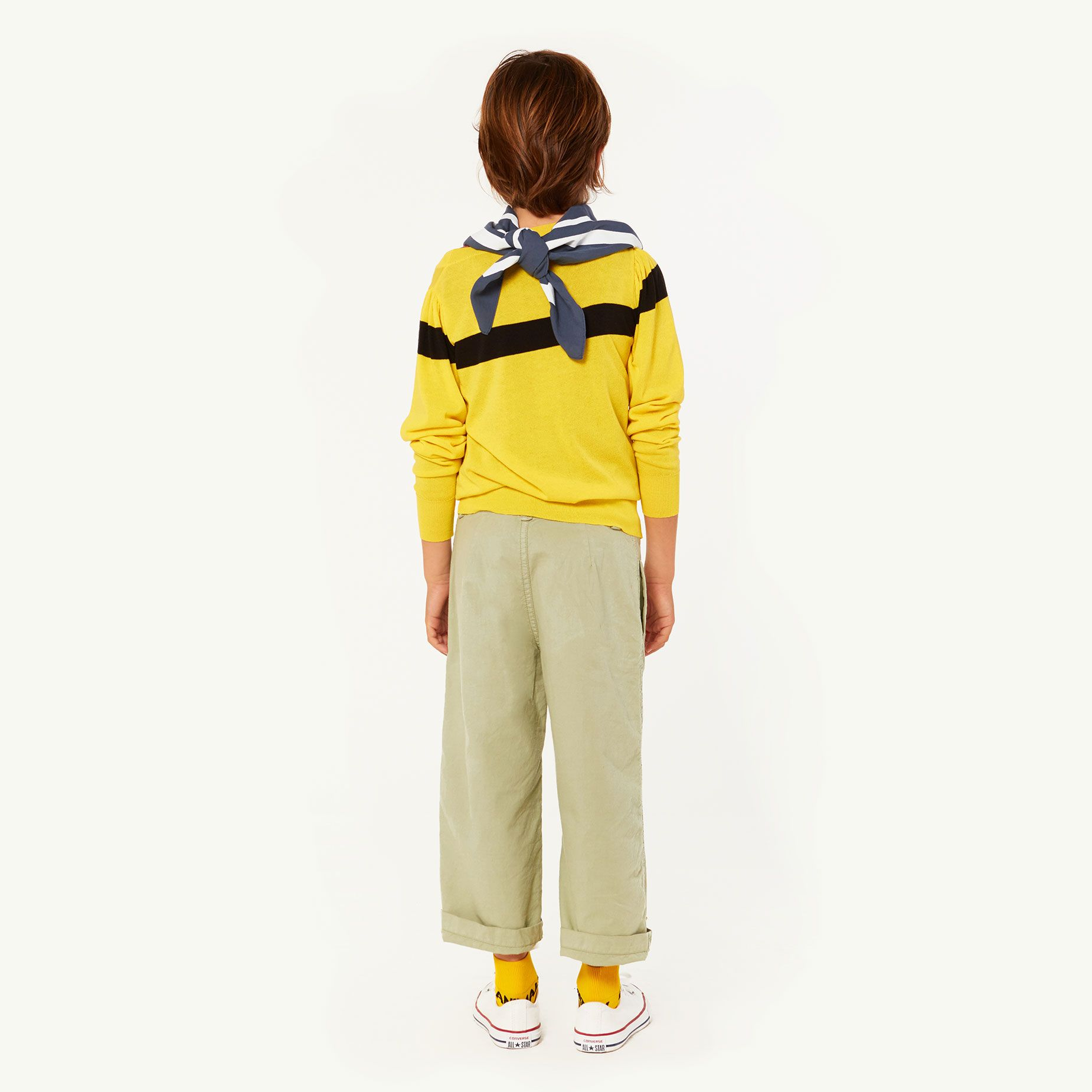 Yellow Condor Sweater img-6