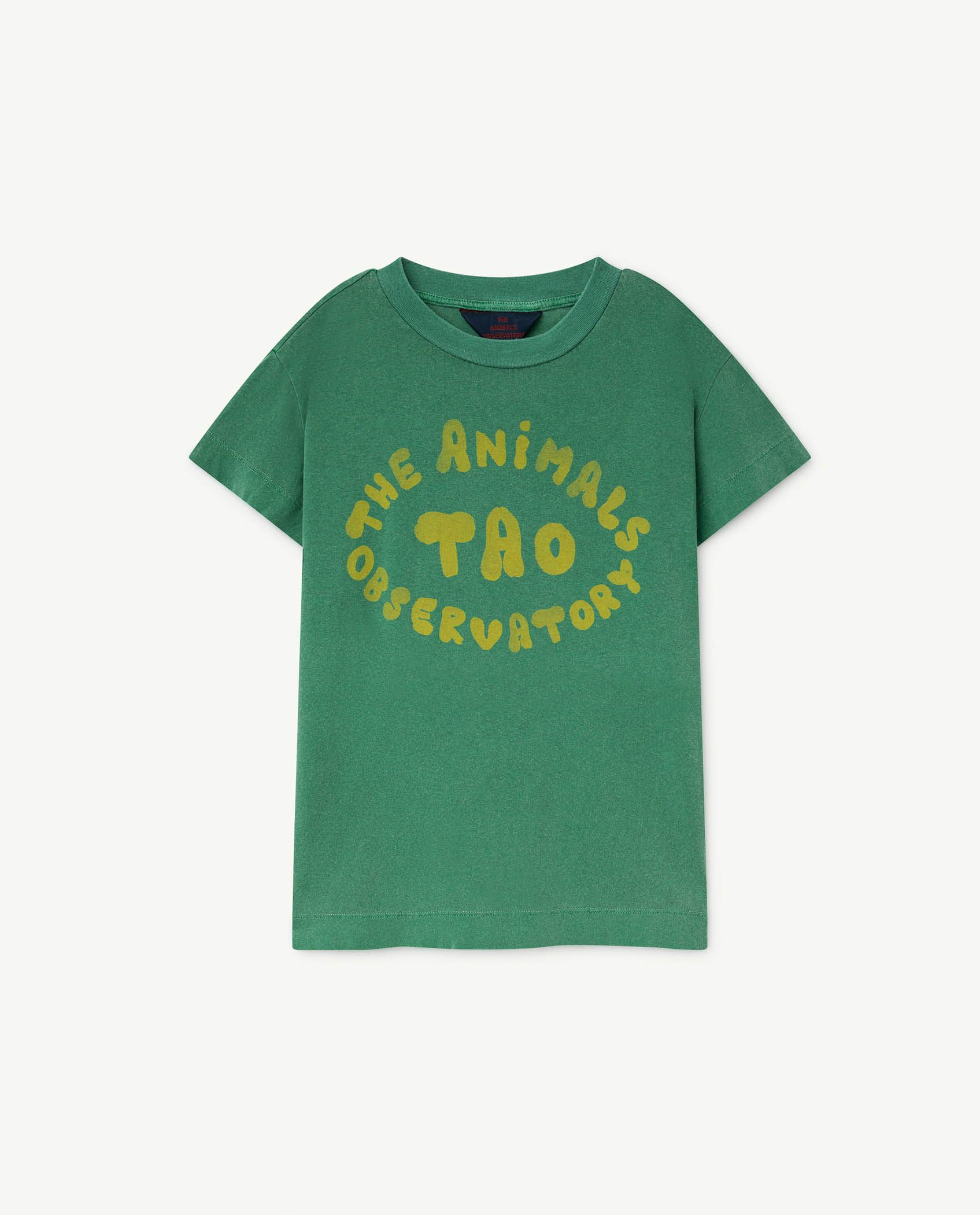 Soft Green Rooster T-Shirt img-1