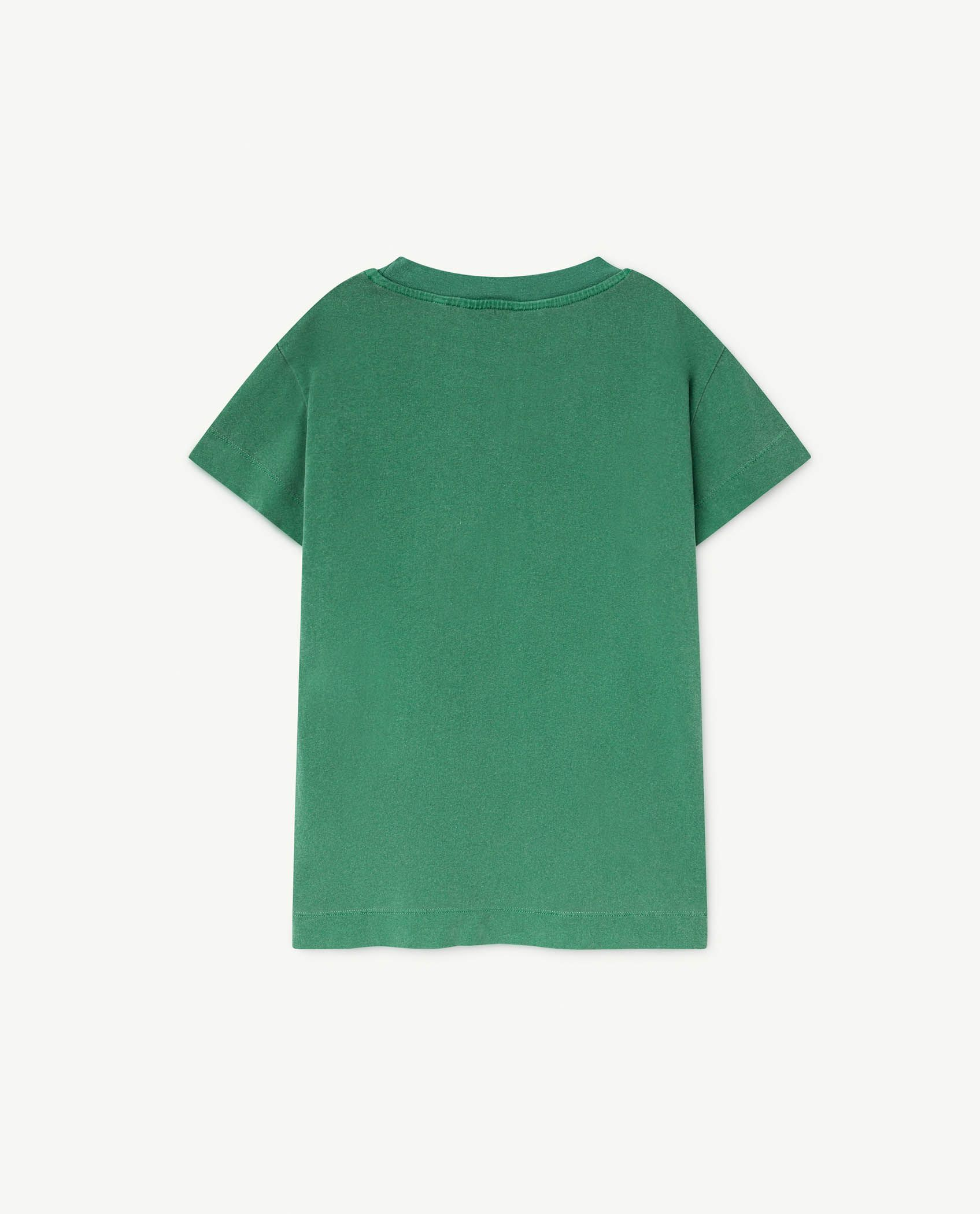 Soft Green Rooster T-Shirt img-2