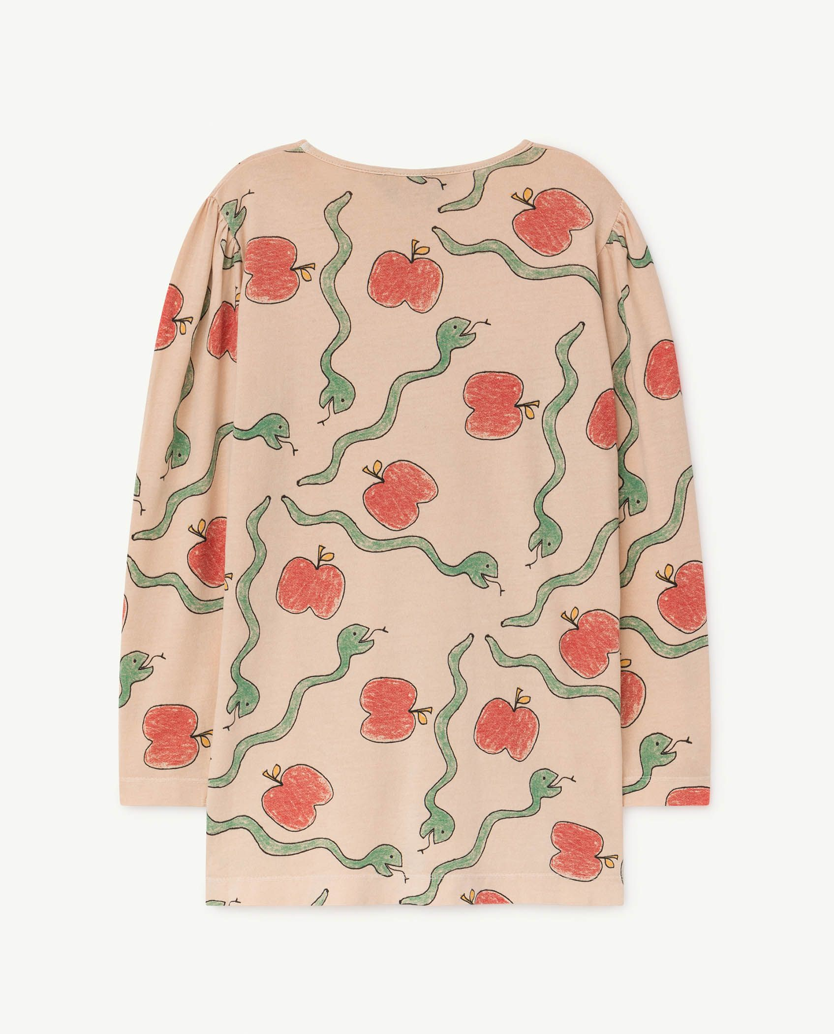 Apples and Snakes Pigeon Dress img-2