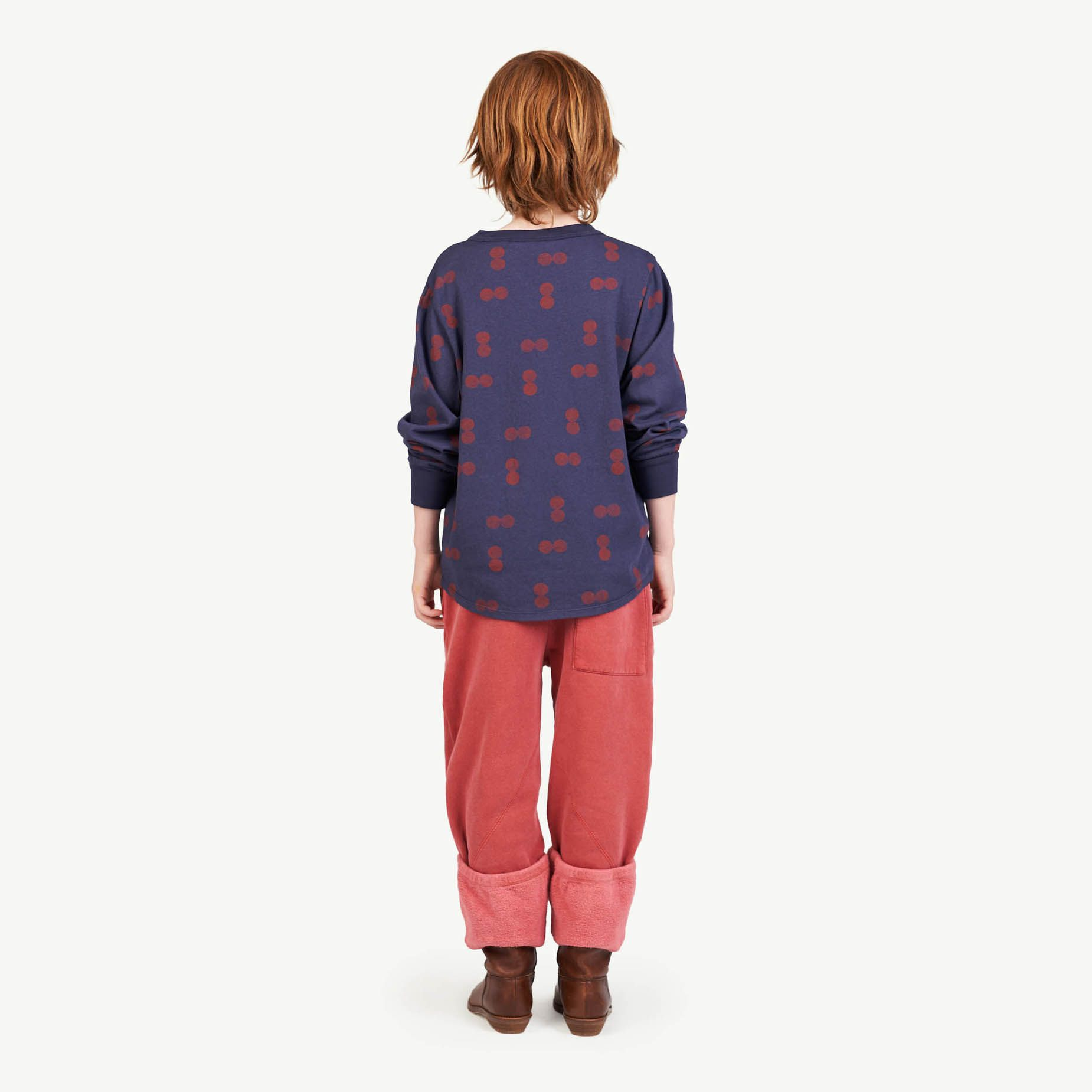 Red Magpie Pants img-6