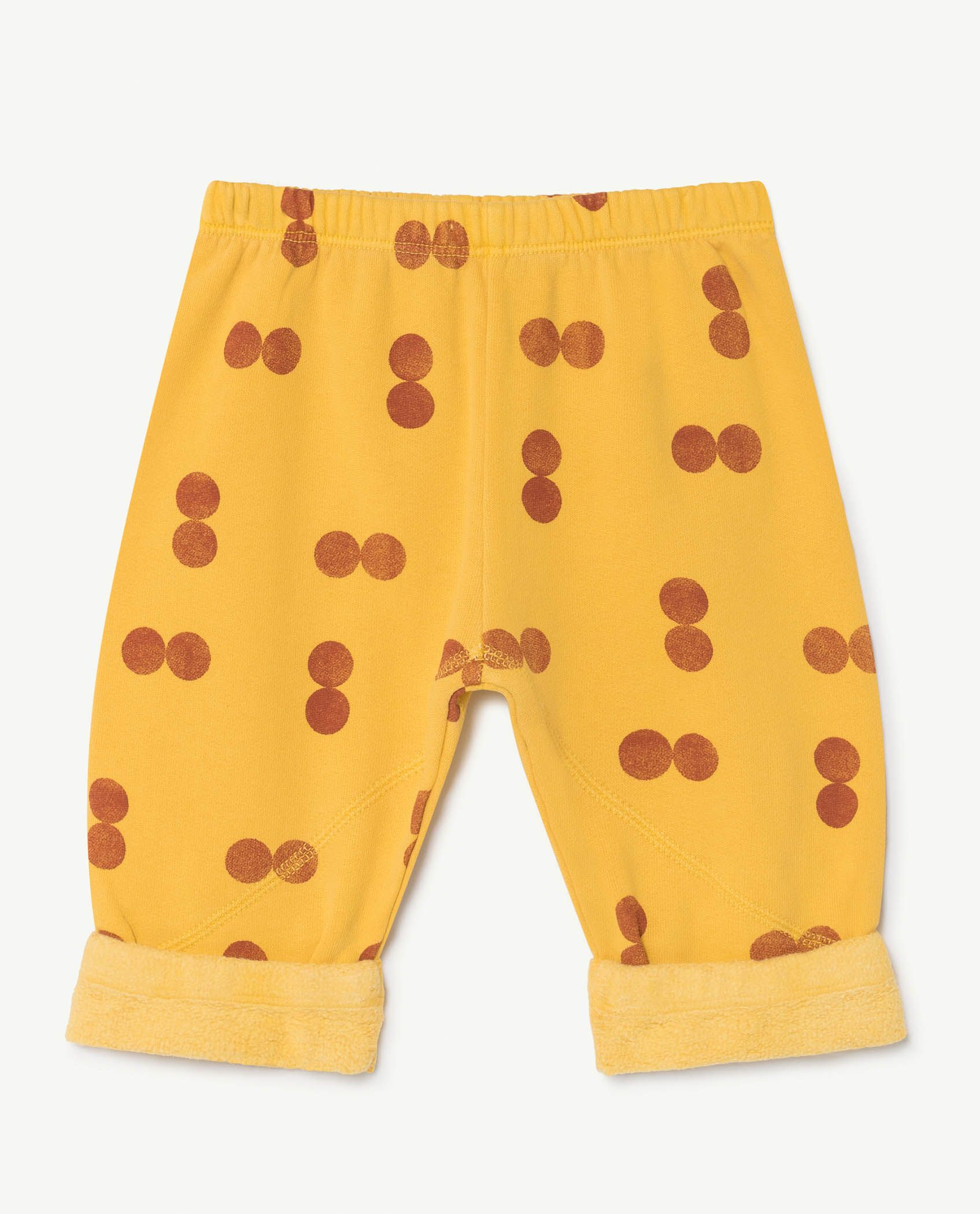 Yellow Magpie Pants img-1