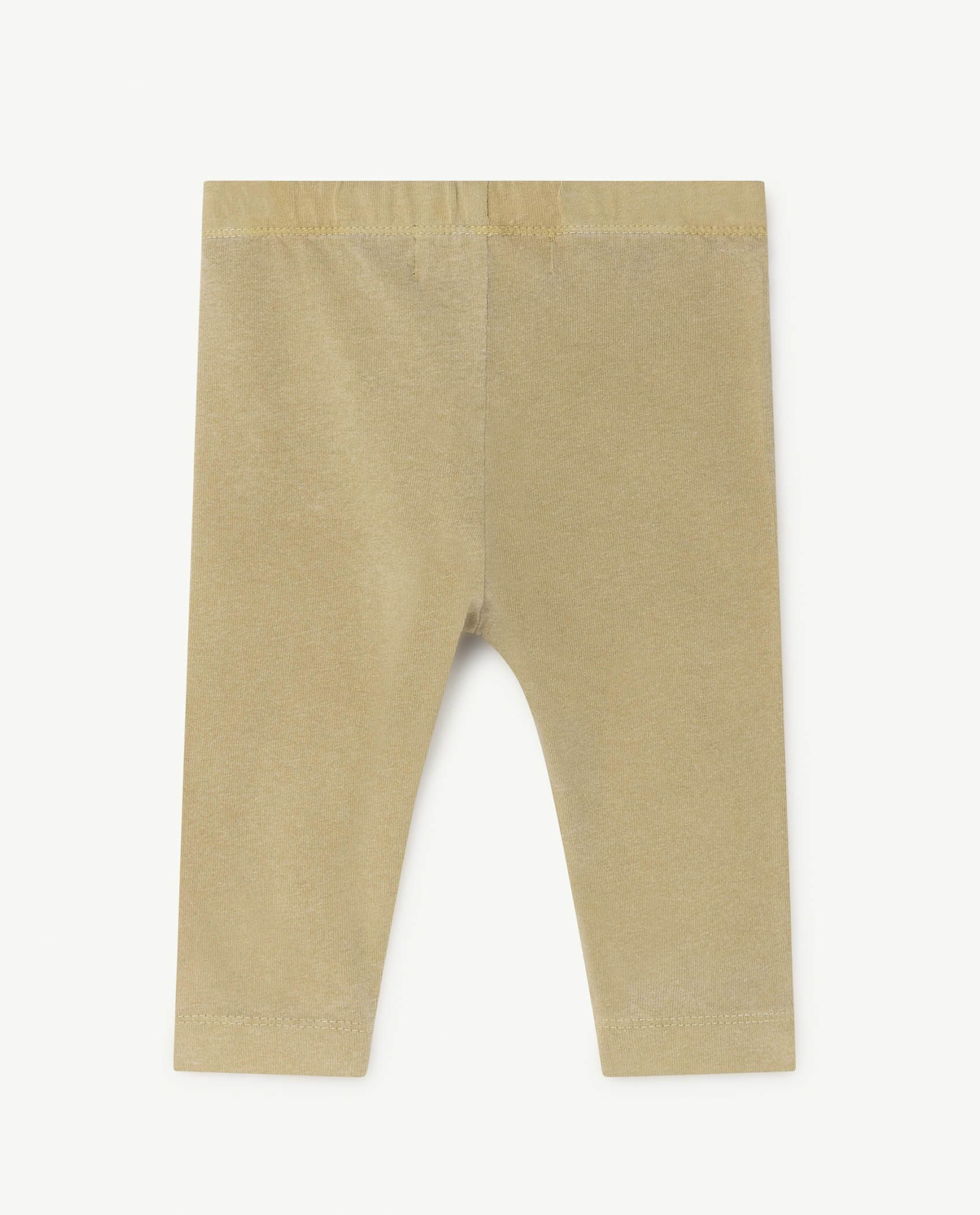 Khaki Penguin Leggings img-2