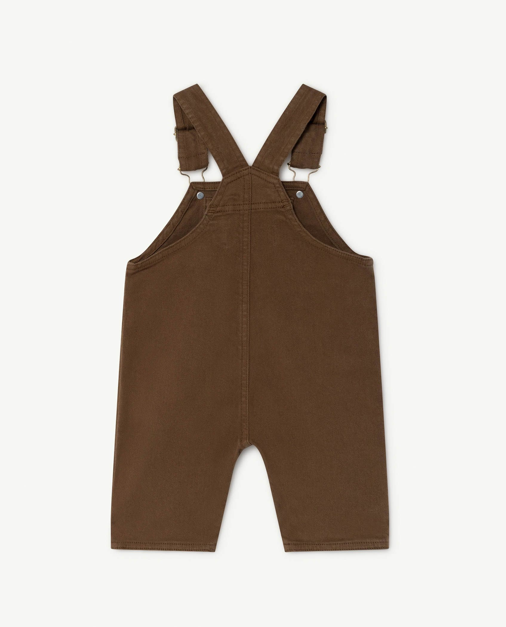 Brown Mule Jumpsuit img-2