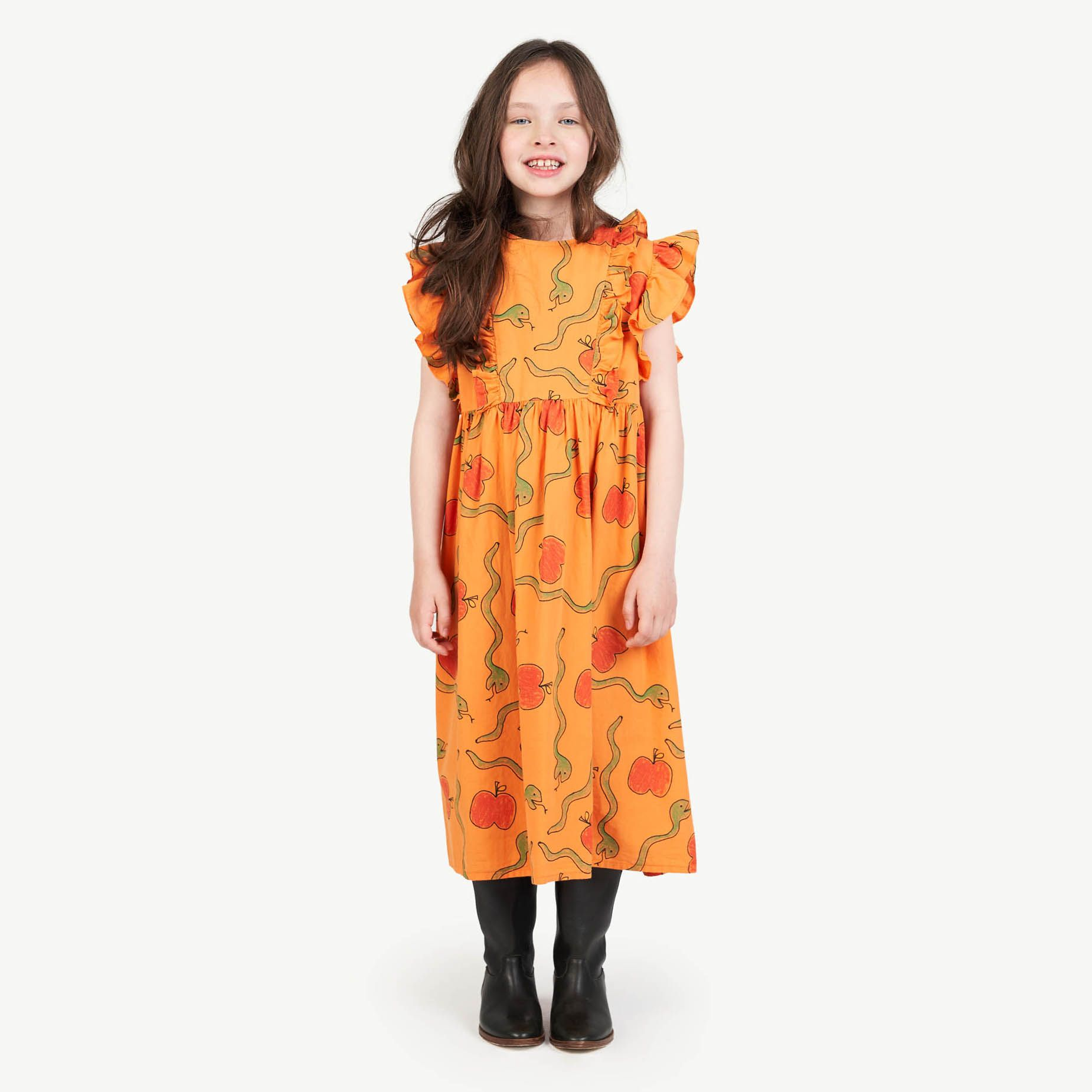 Apples and Snakes Otter Dress img-4
