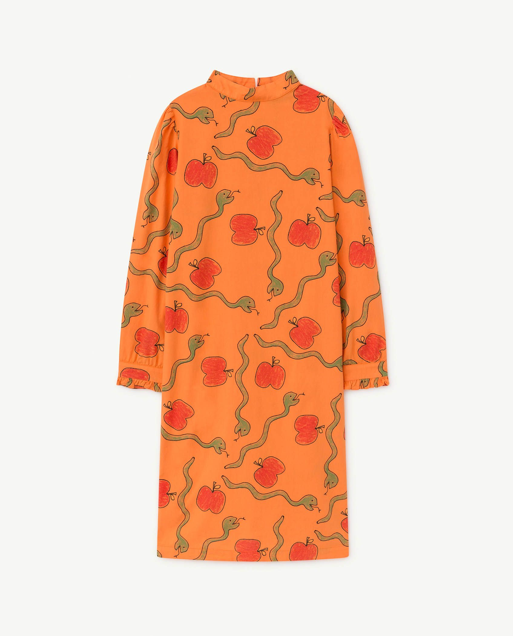 Apples and Snakes Triton Dress img-1
