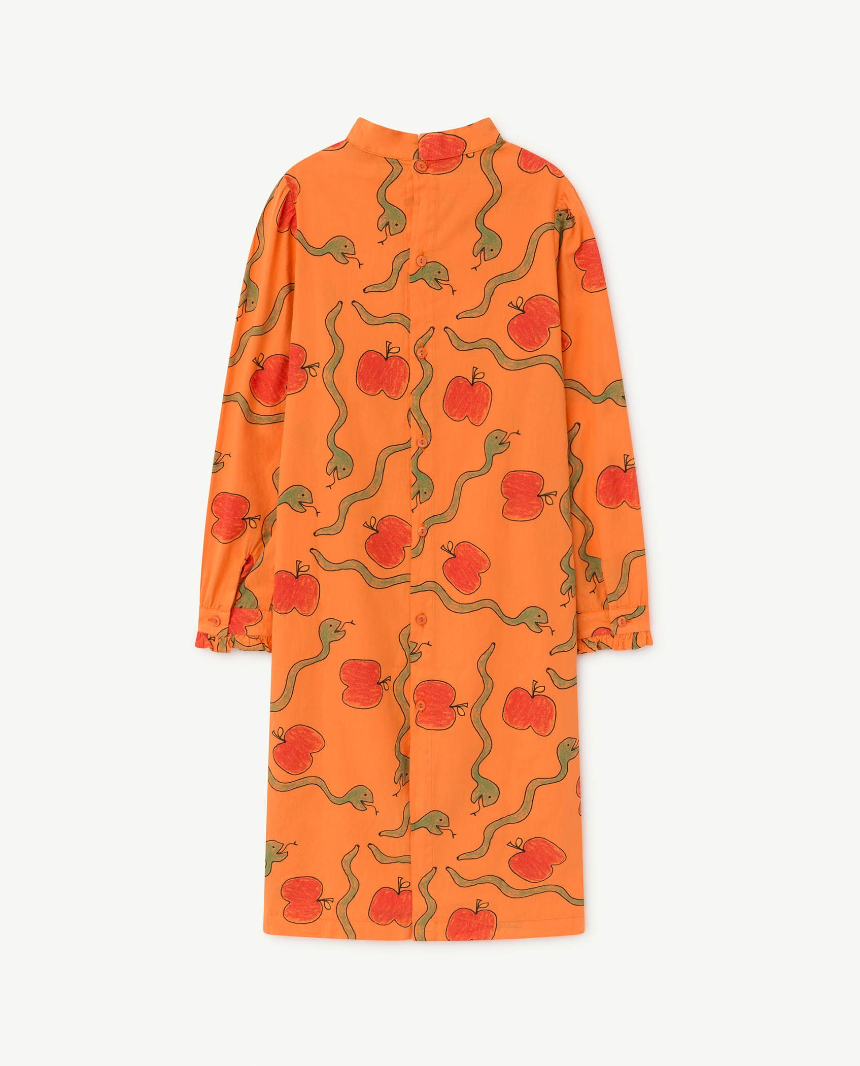 Apples and Snakes Triton Dress img-2