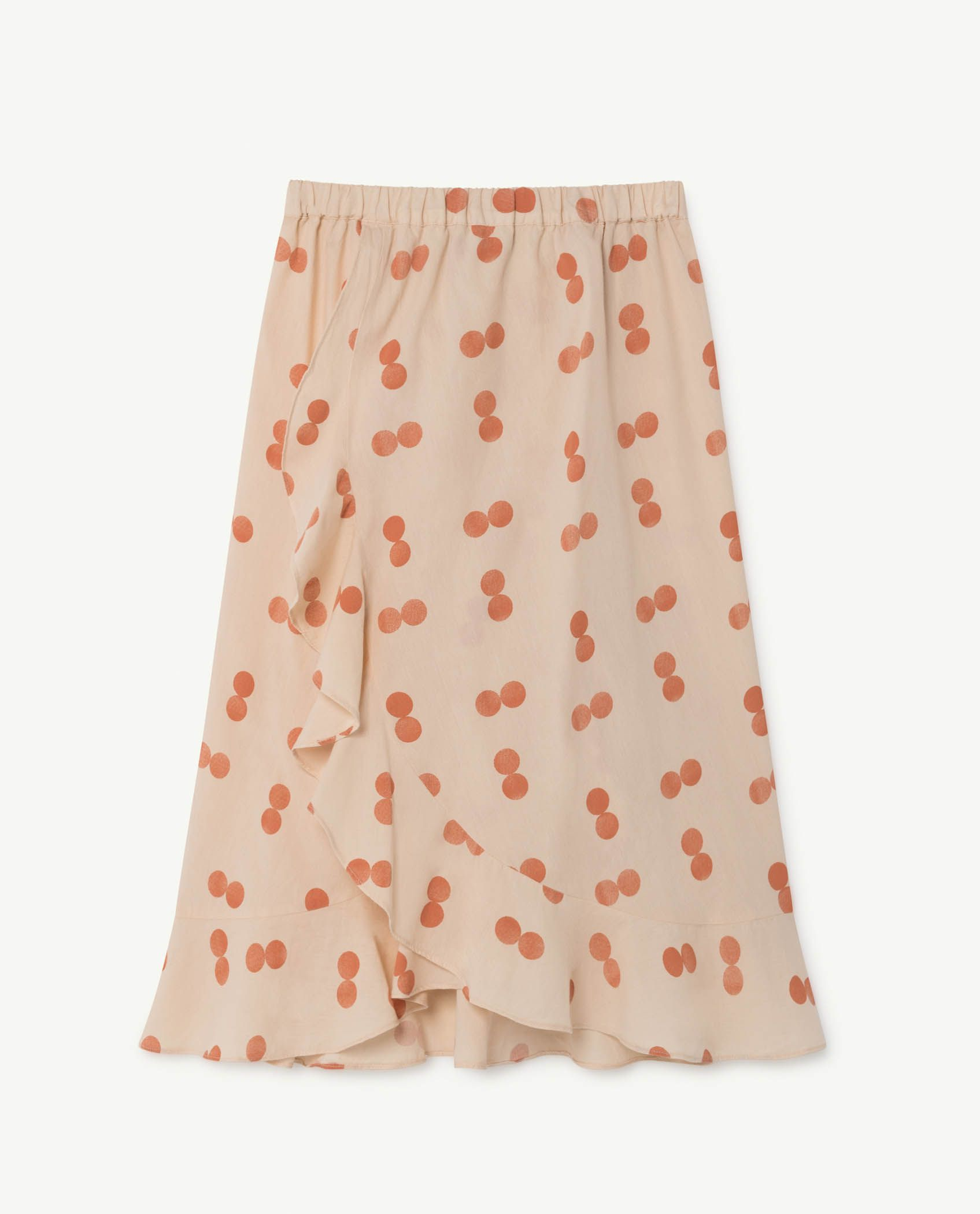 Orange Manatee Skirt img-1