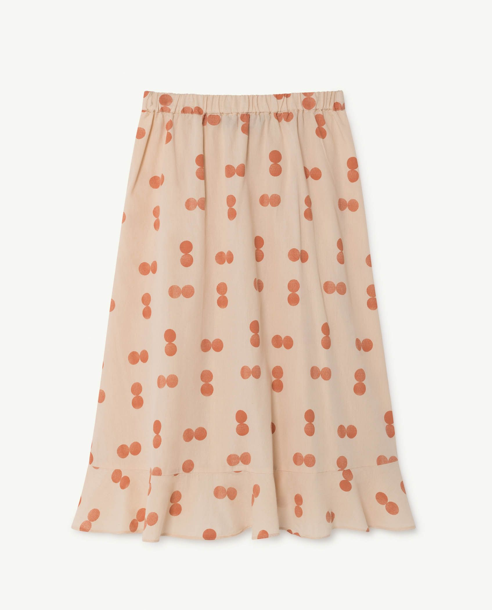 Orange Manatee Skirt img-2