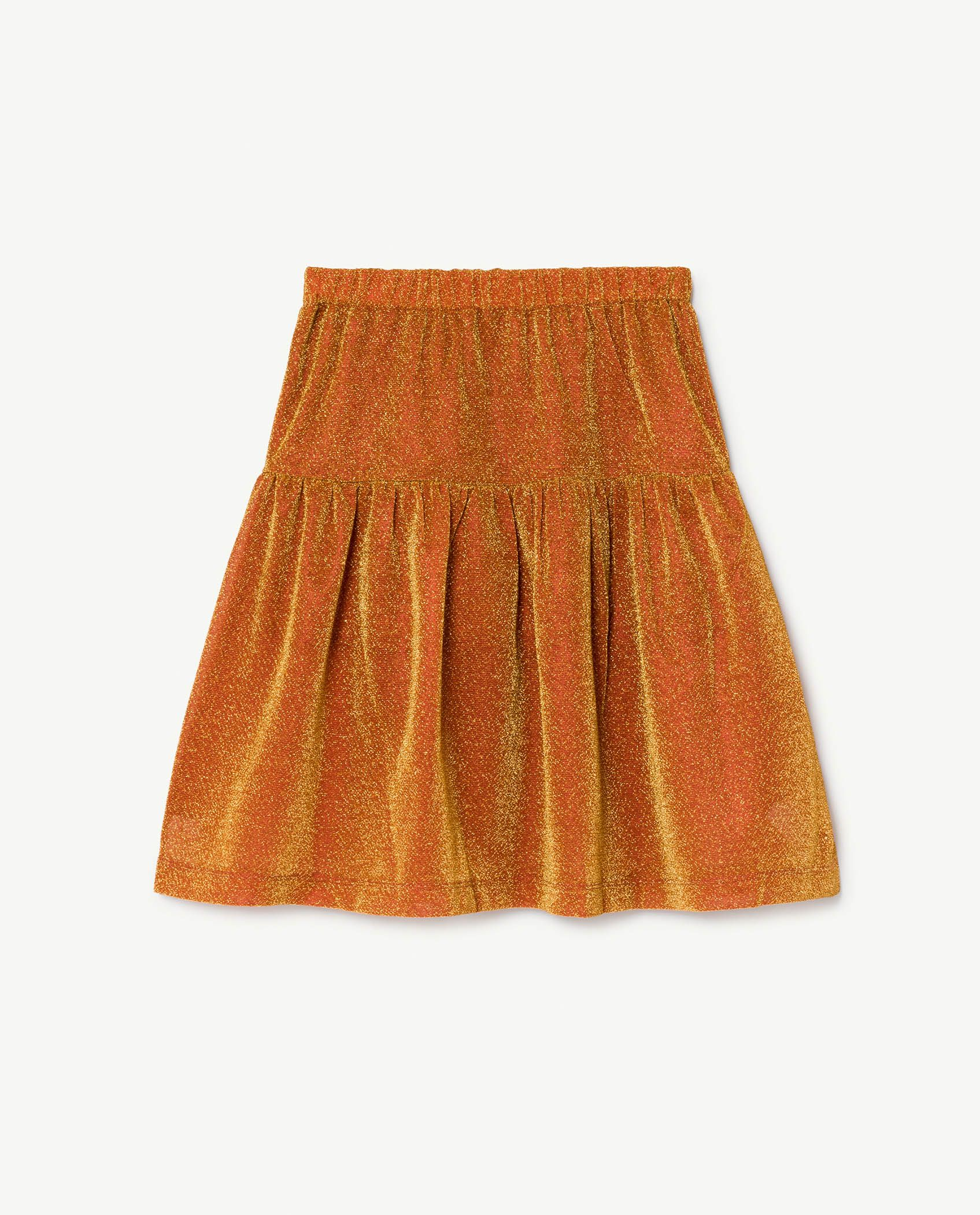 Orange Turkey Skirt img-2