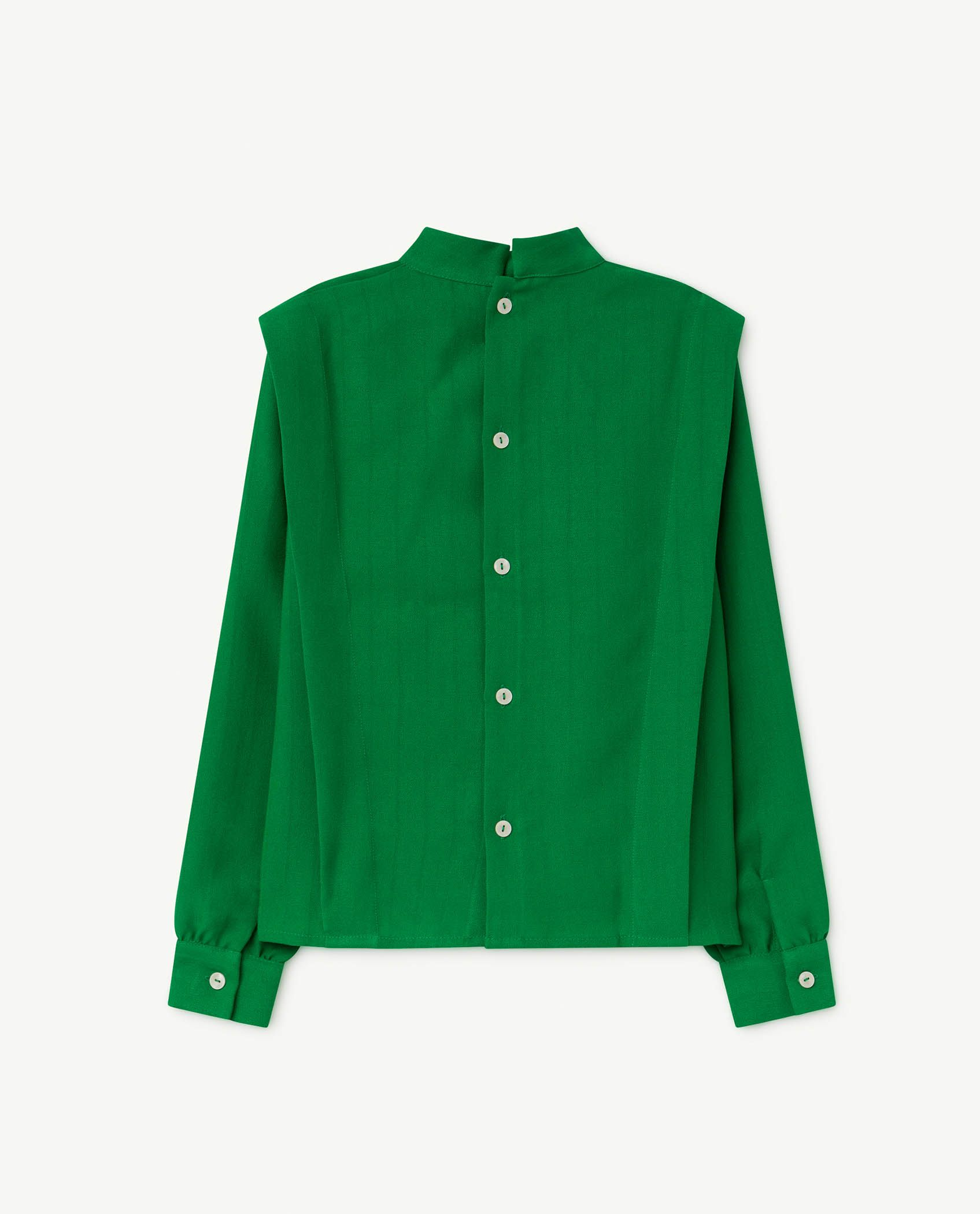 Green Grass Cuckoo Shirt img-2
